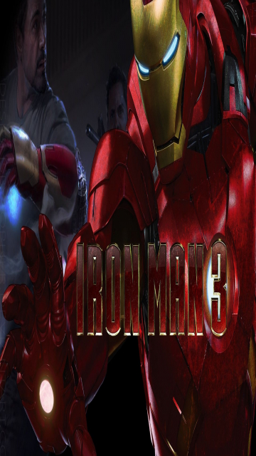 Iron man 3 360x640 mobile game