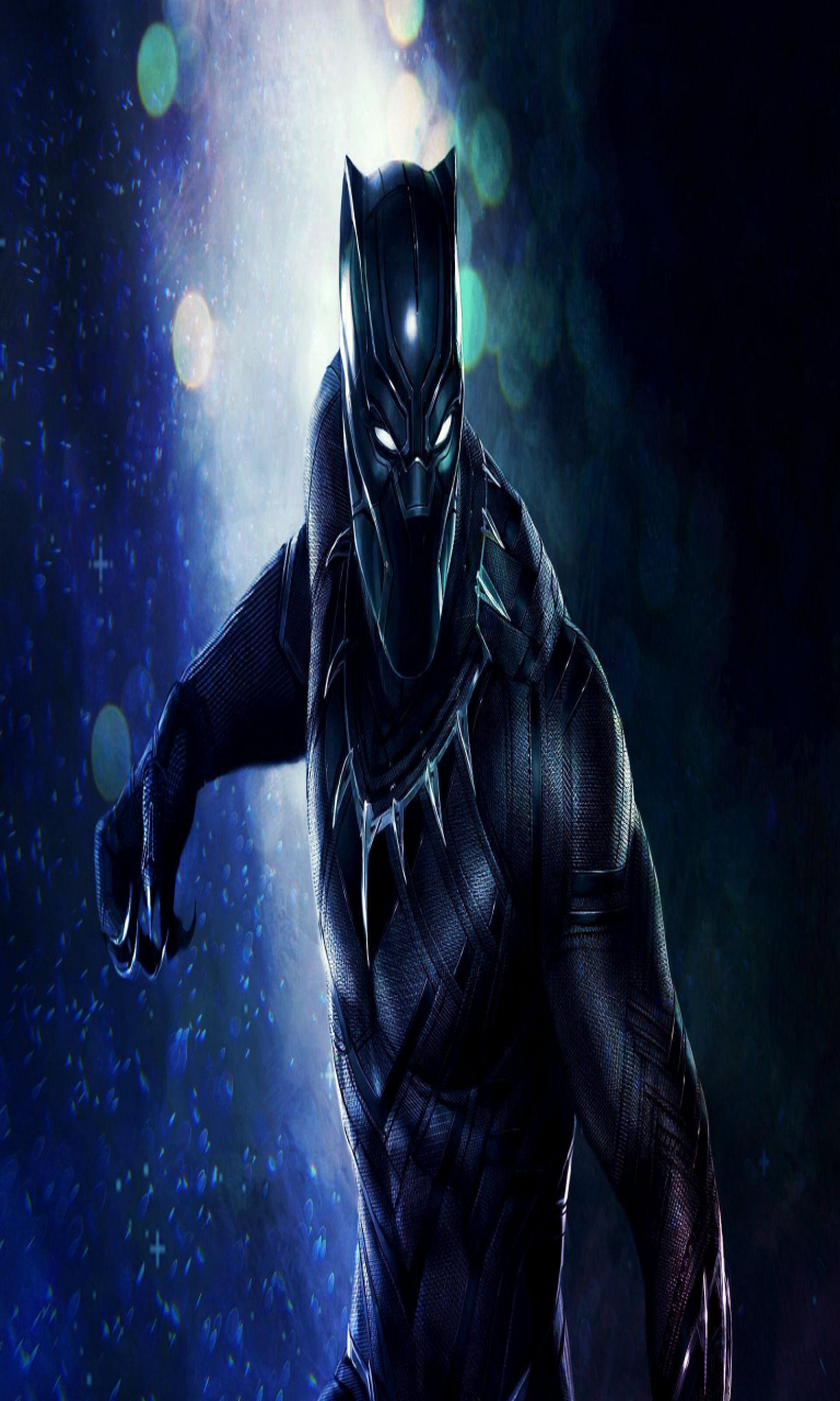 Black panther hd wallpaper tablet and mobile devices voltagebd Gallery