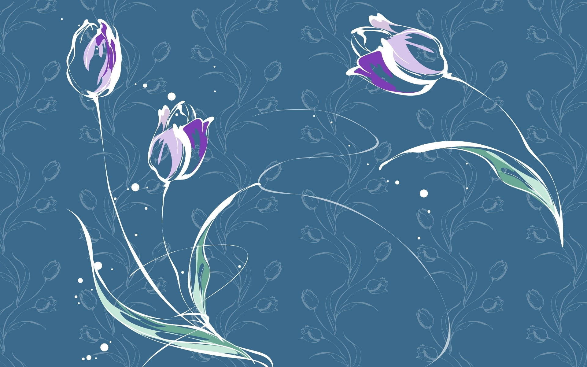 Free Colorful Flower Wallpaper Downloads: Abstract Flower Wallpaper