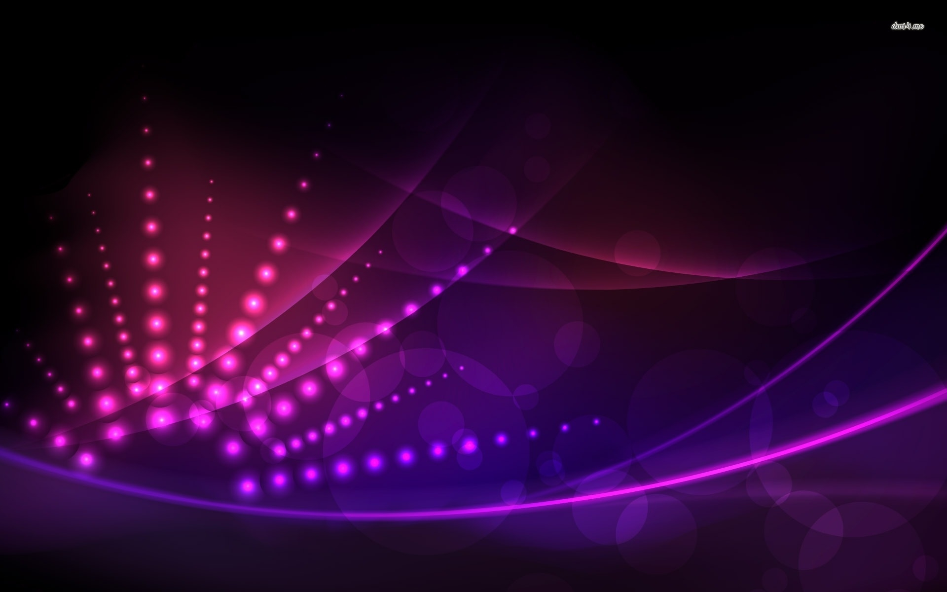 purple abstract deskto