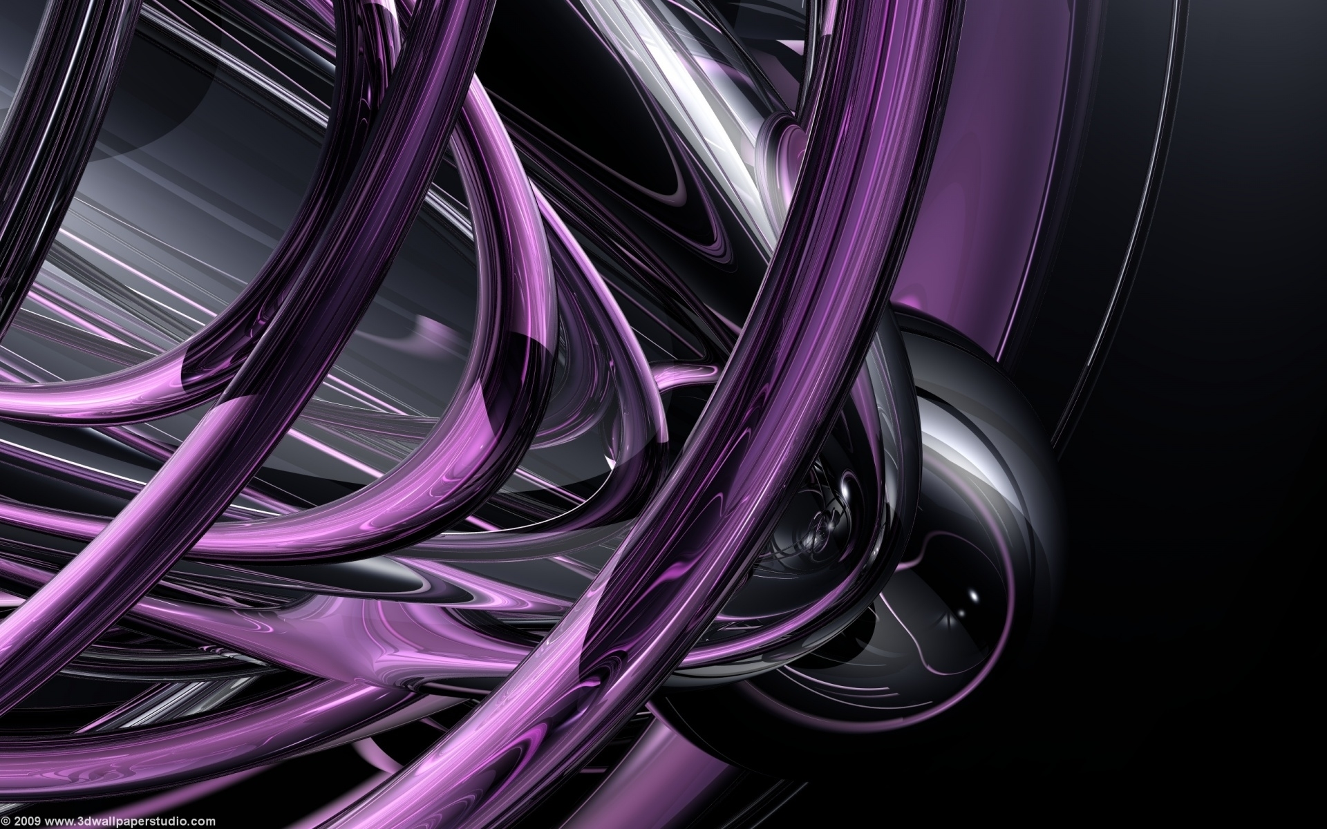 Purple Abstract High Definition Wallpapers
