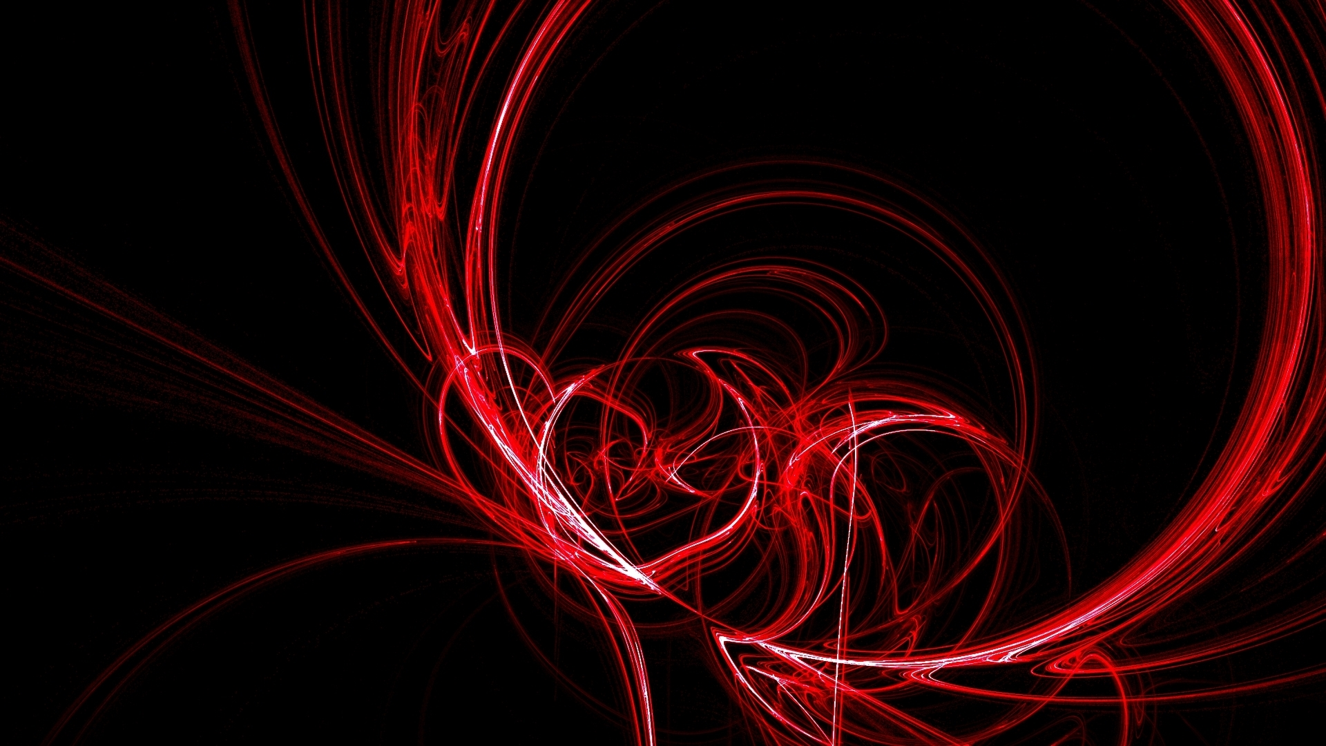 red abstract wallpapers for deskto