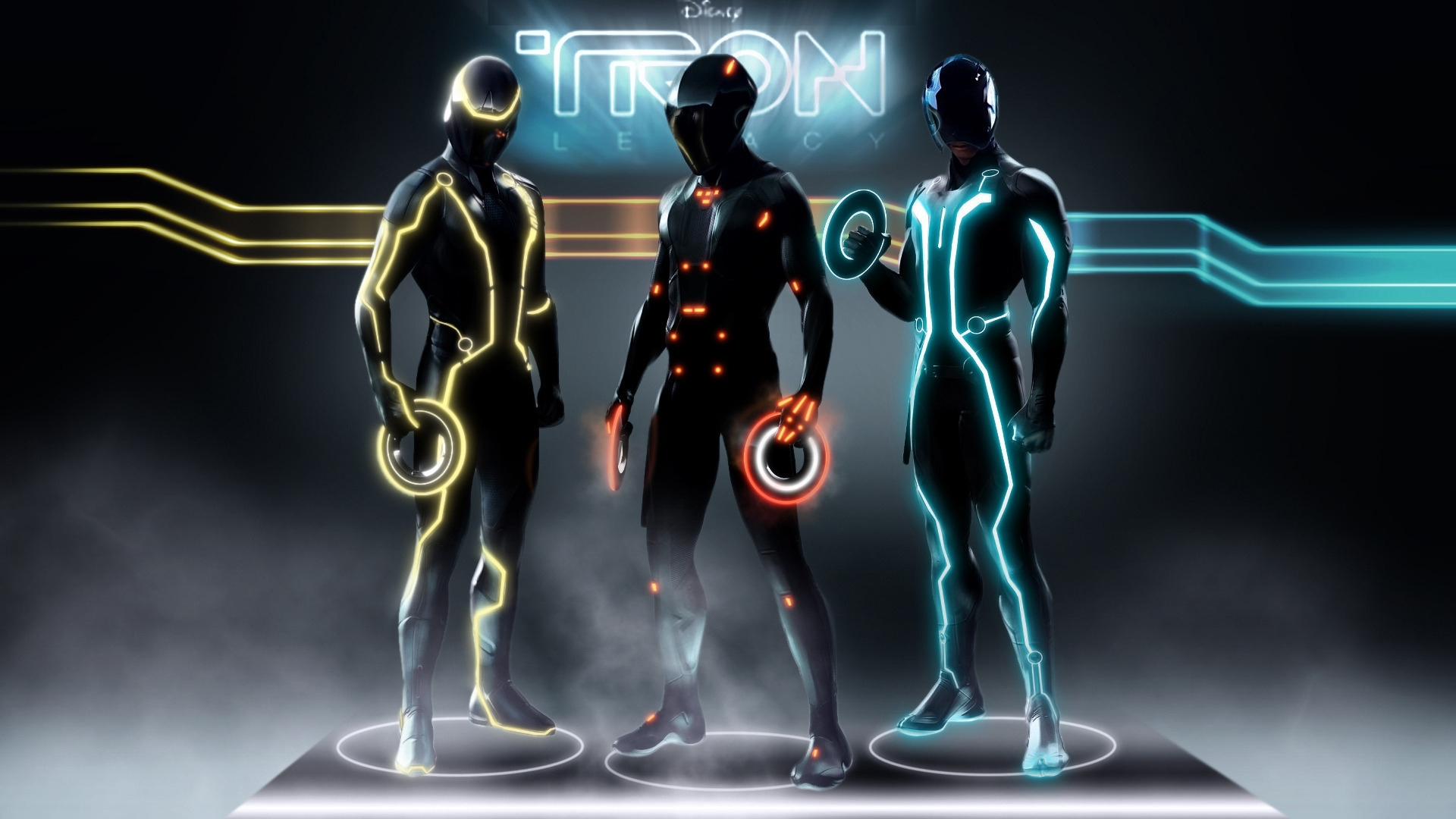tron hd wallpaper