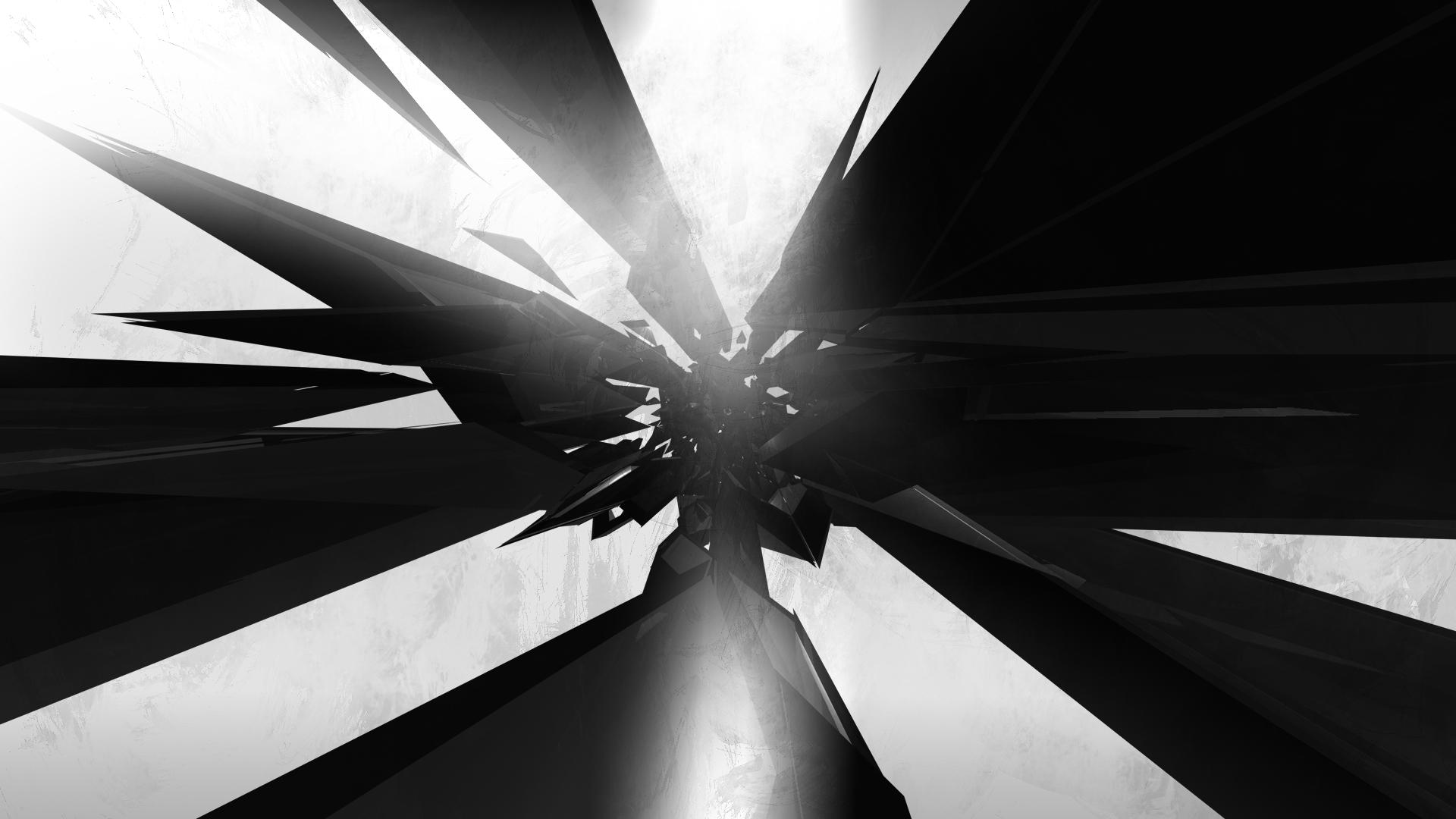 white abstract desktop wallpaper