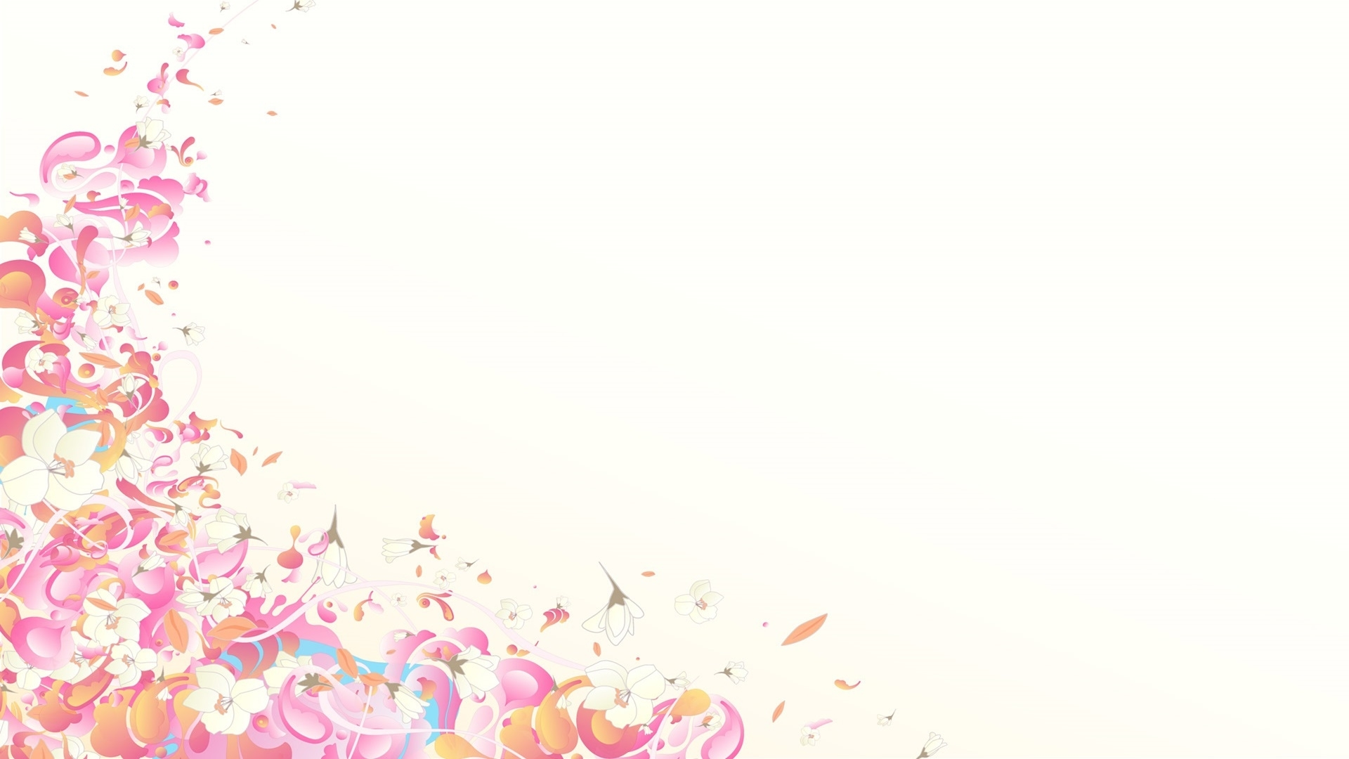 3d and abstract wallpapers hd desktop backgrounds page 27 - White abstract background hd ...