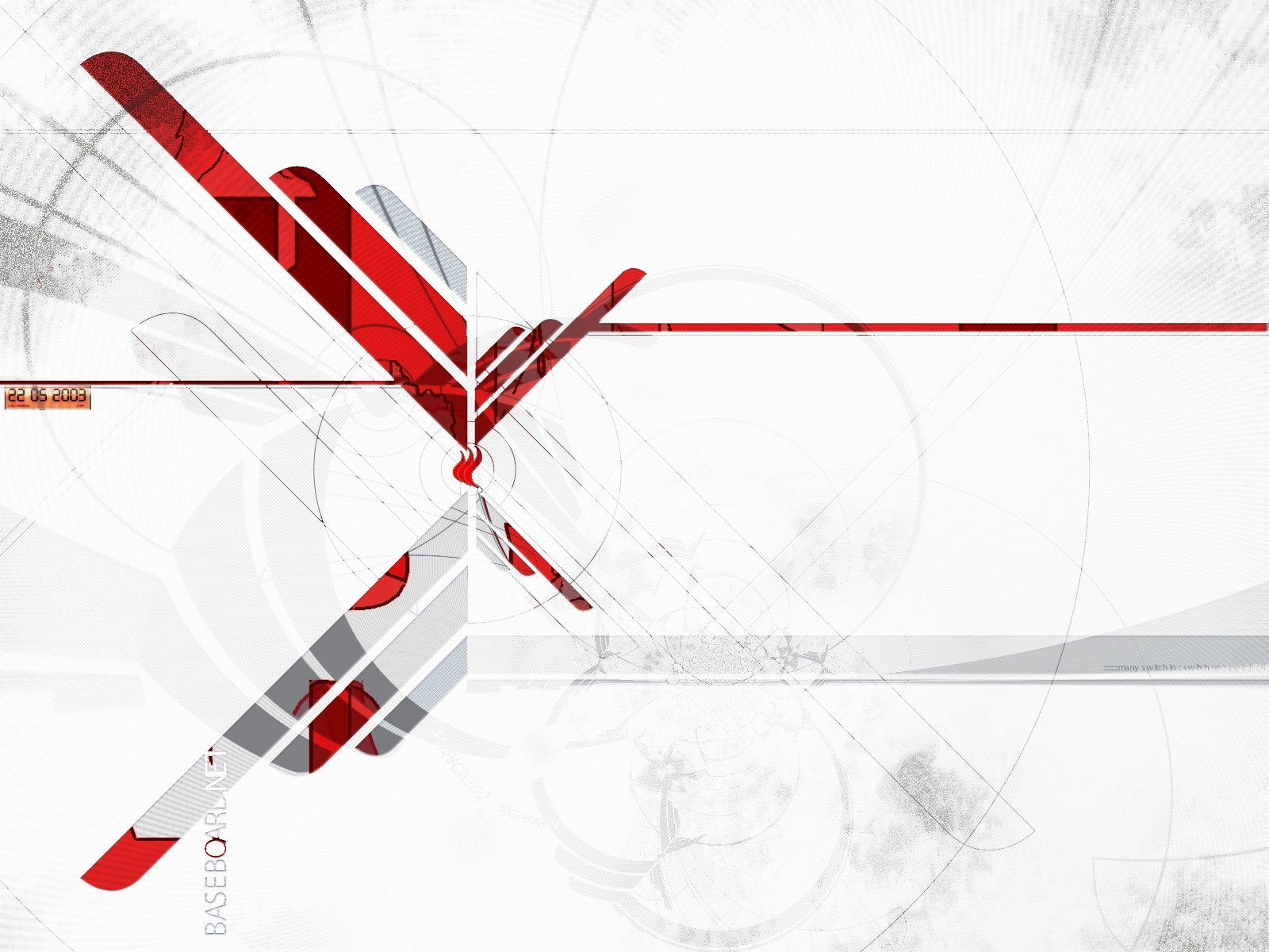 white abstract high definition wallpapers