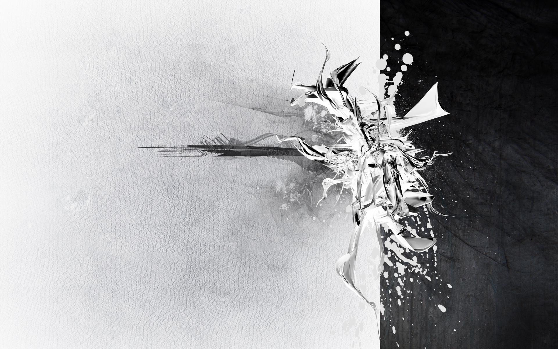 white abstract new photos