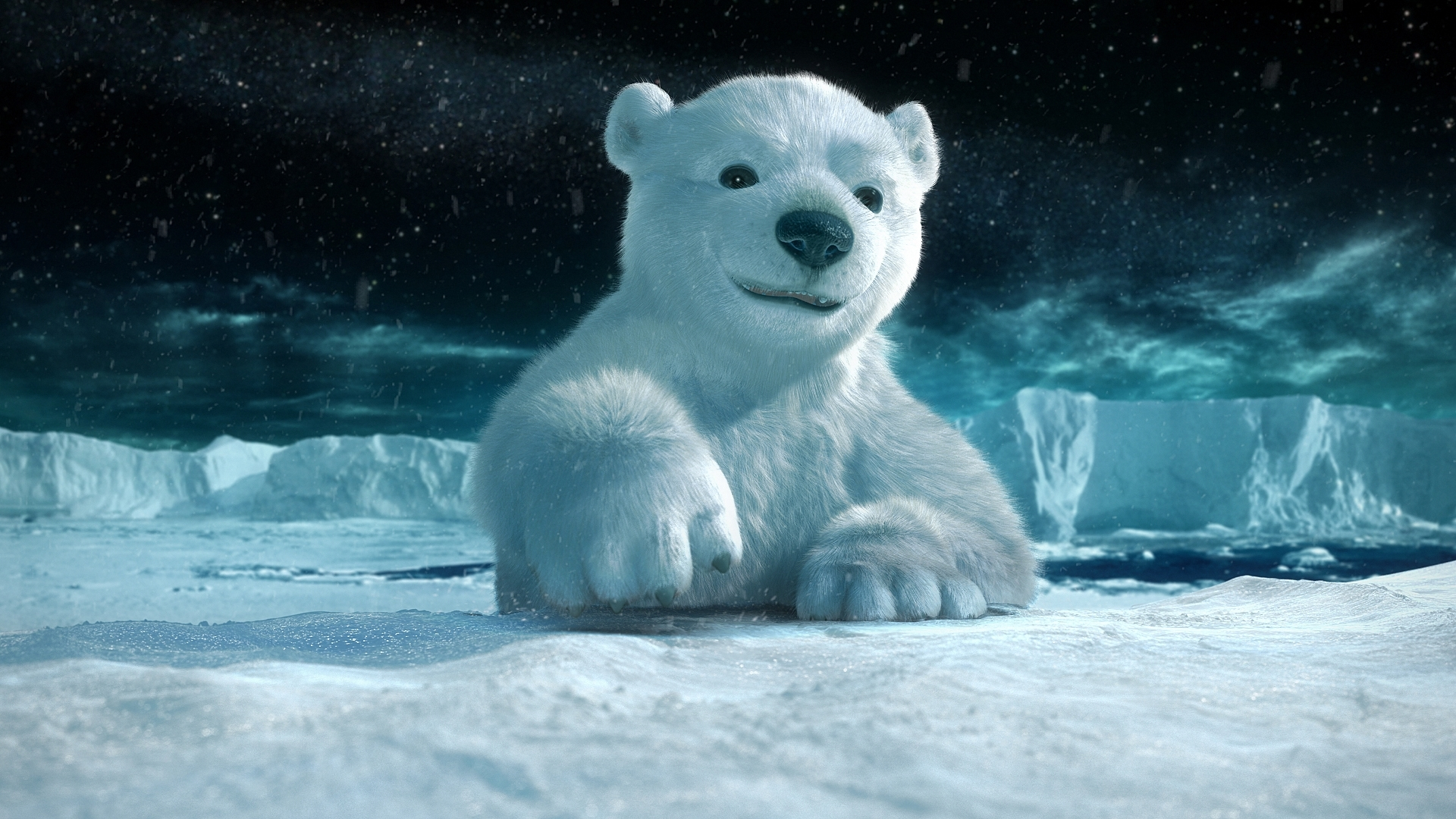 white bear wallpapers hd