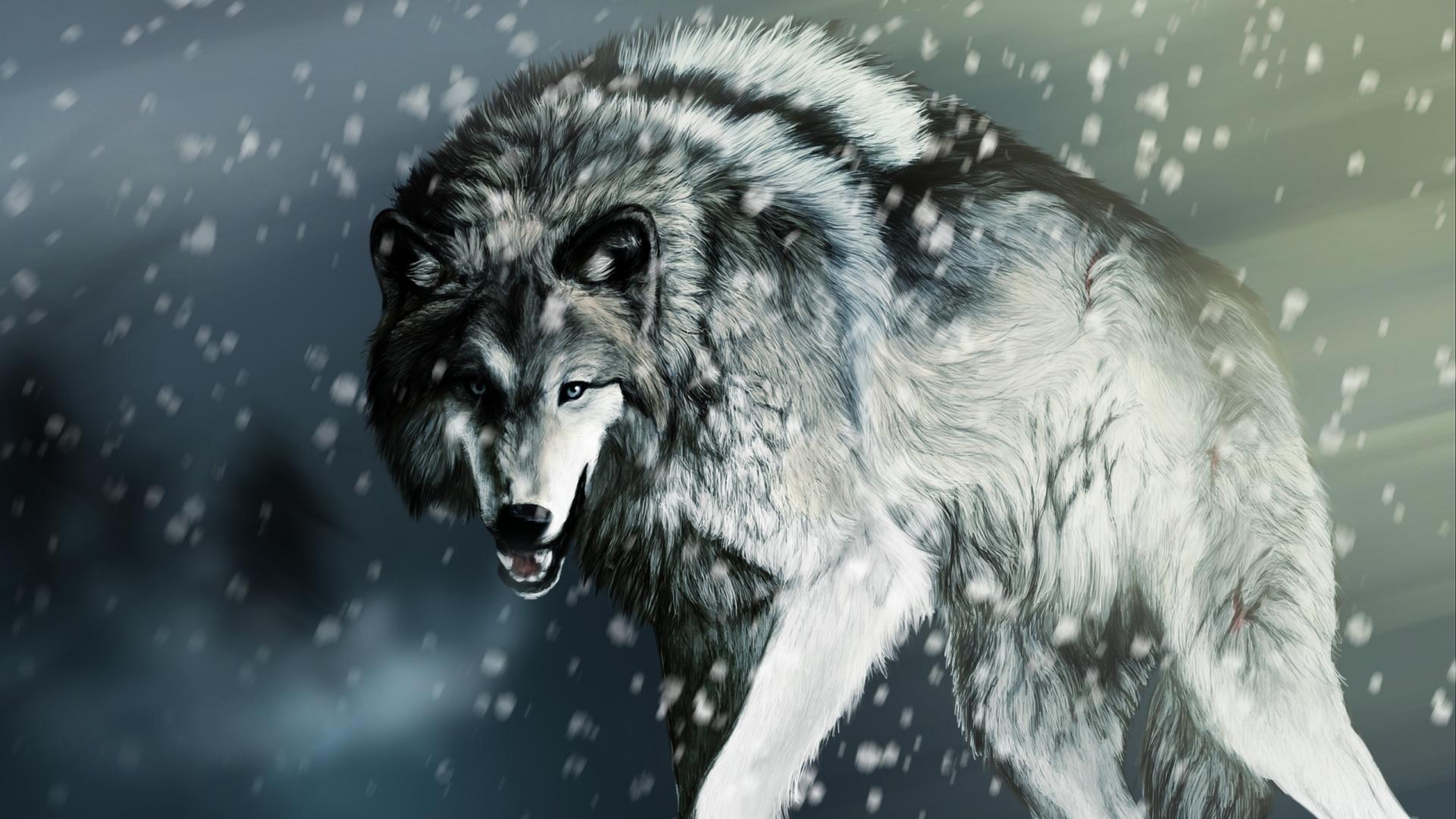 wolf hd deskto
