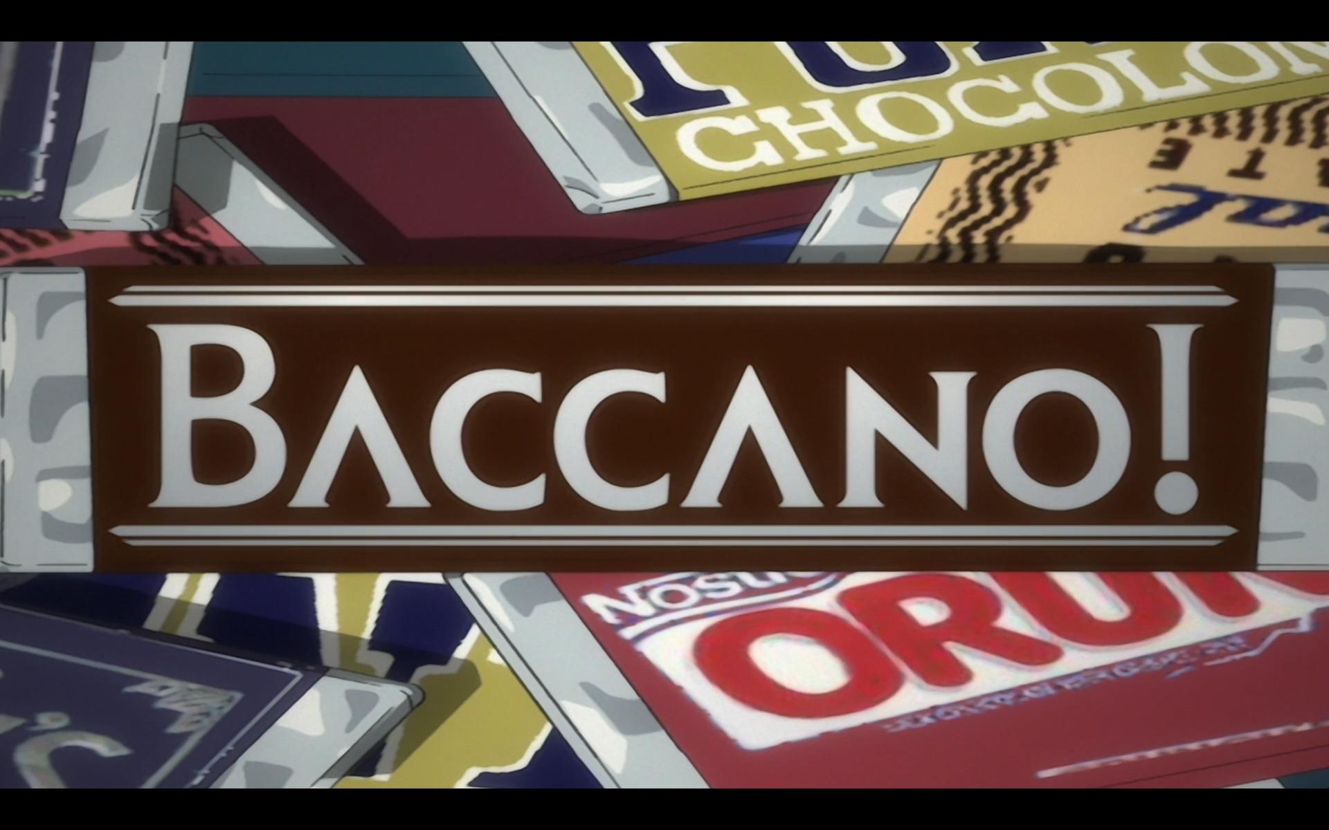 baccano free download