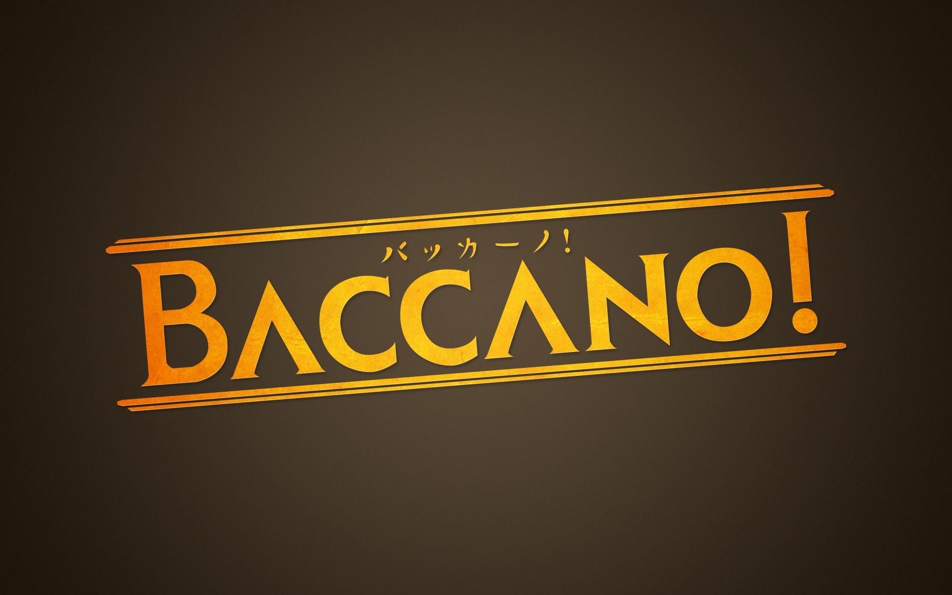 baccano free