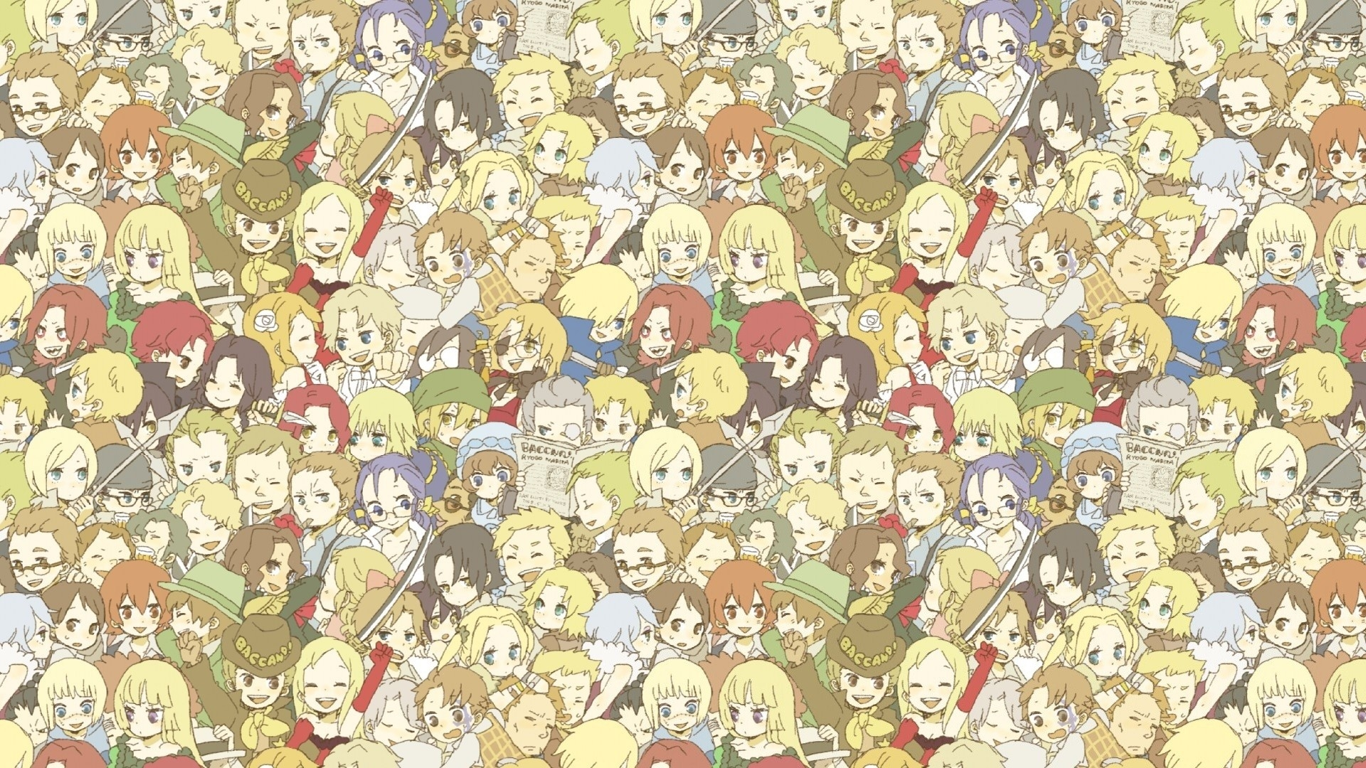 baccano hd background
