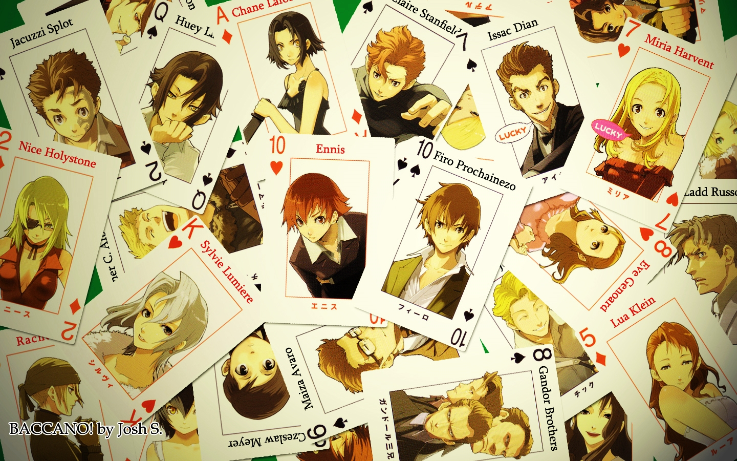 baccano hd photos