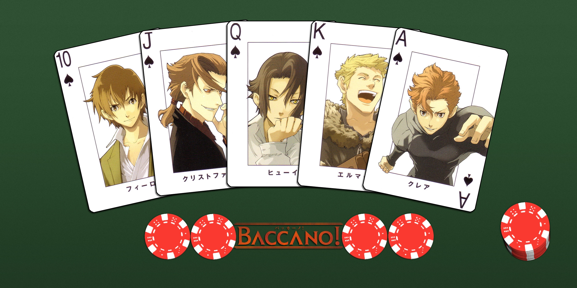 baccano high definition wallpapers