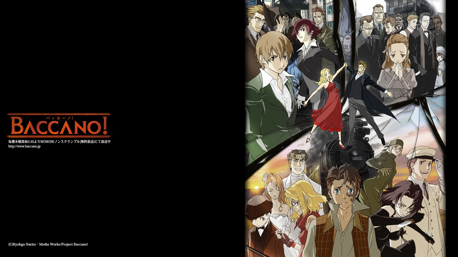 baccano high quality wallpapers