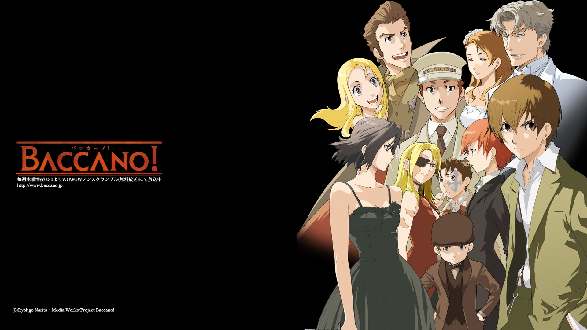 baccano pictures