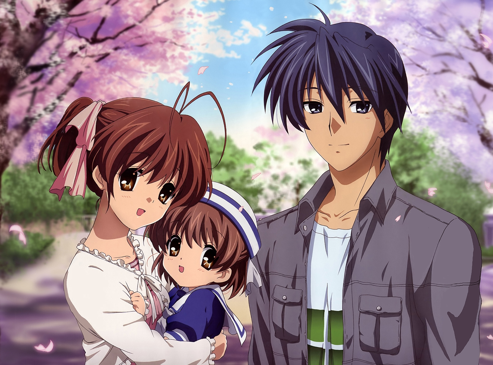 clannad wallpapers for deskto