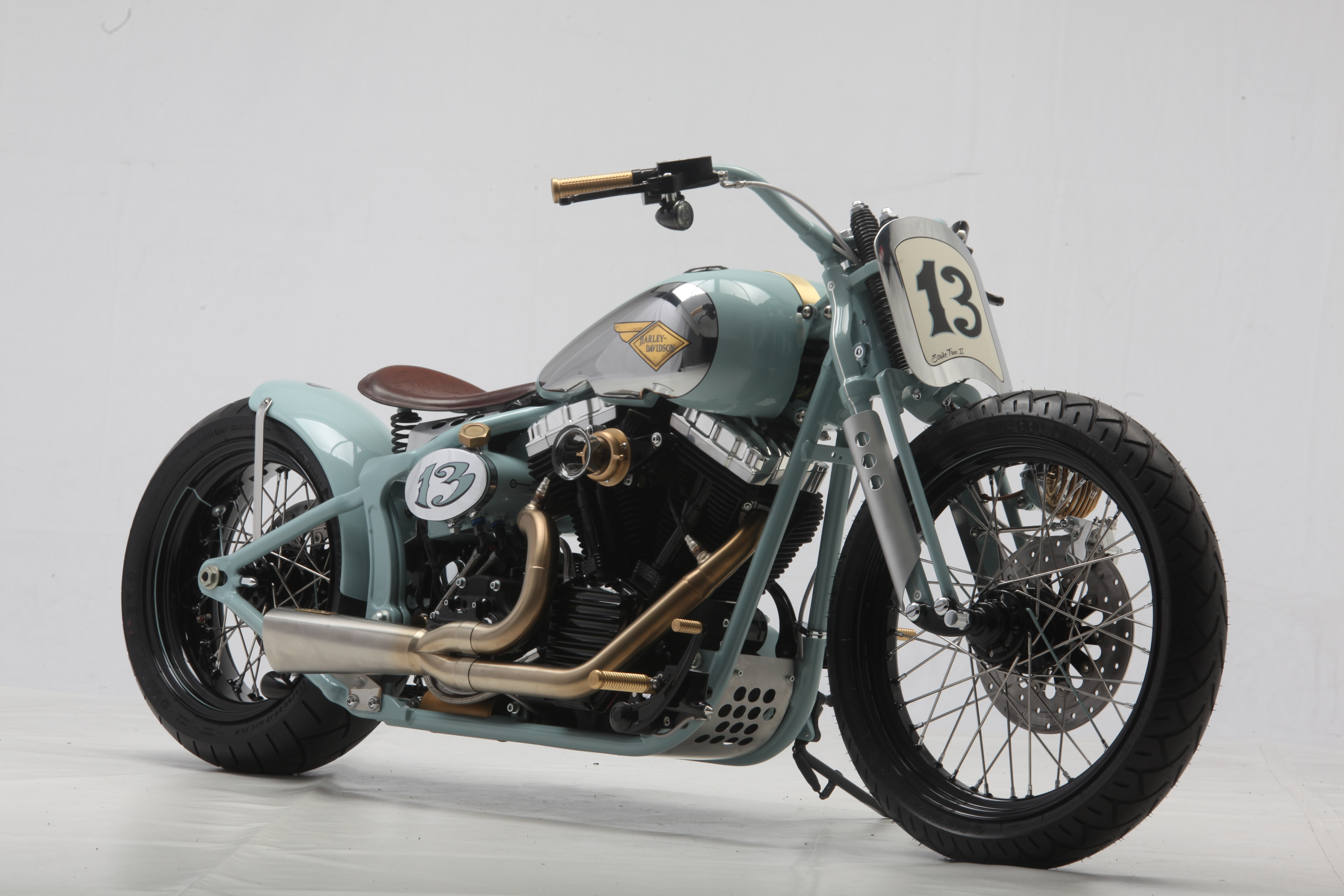 bobber motorcycle deskto