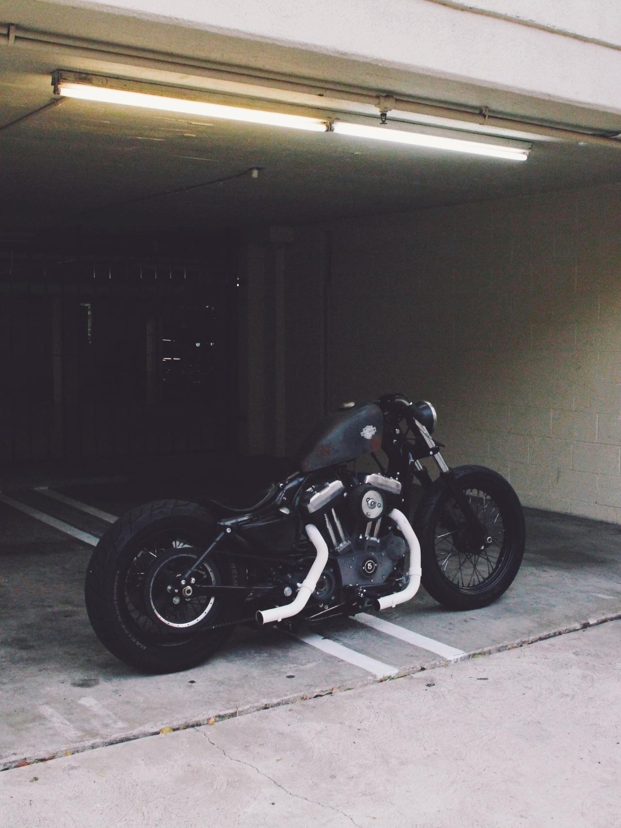 bobber motorcycle free