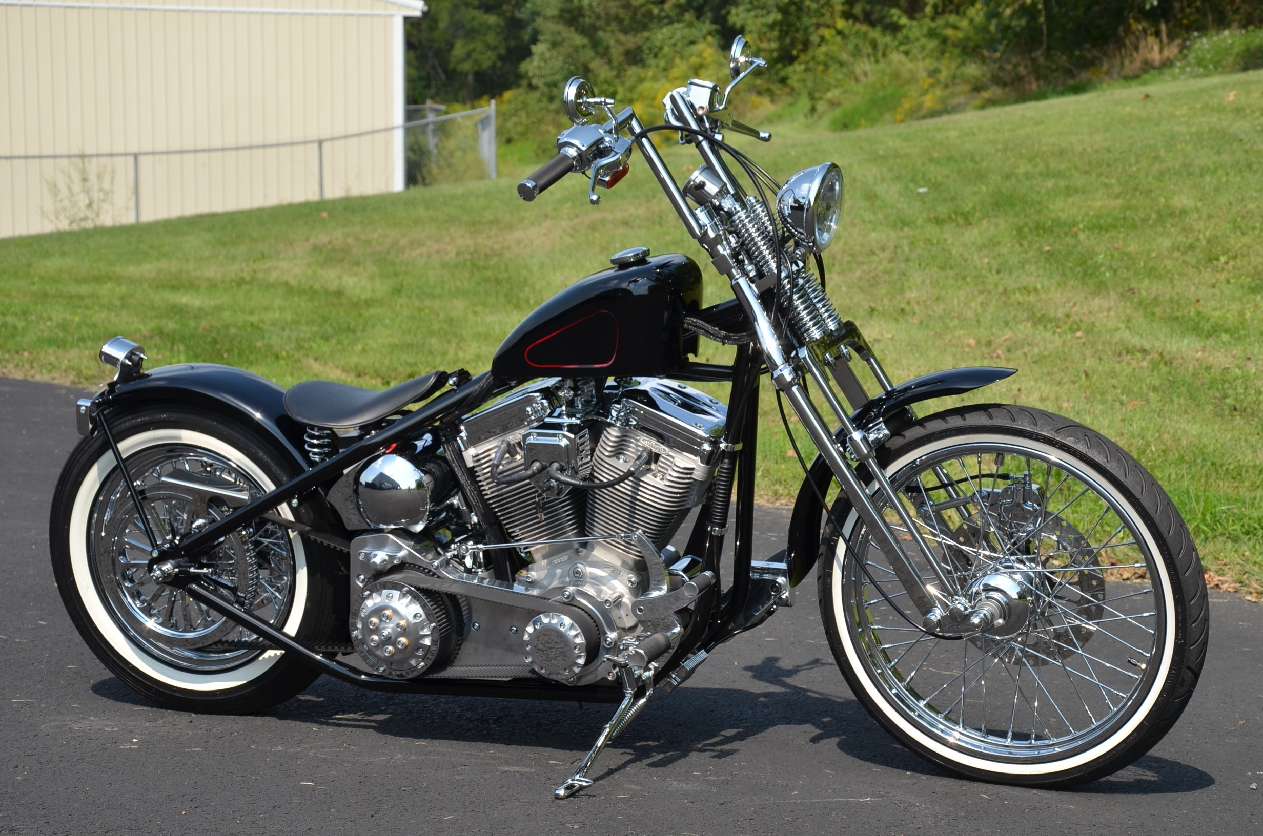 bobber motorcycle high quality wallpapers