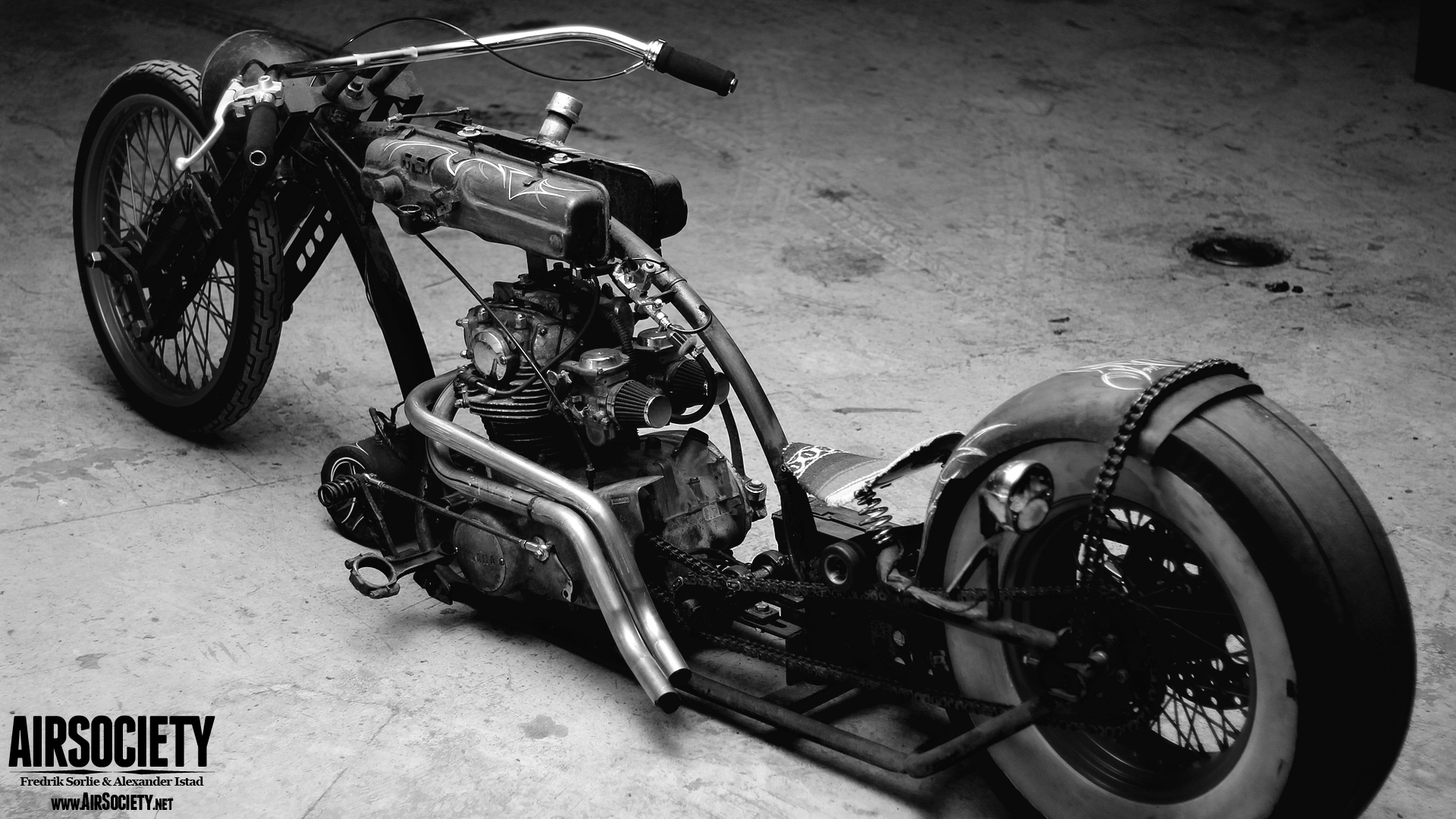 bobber motorcycle wallpapers