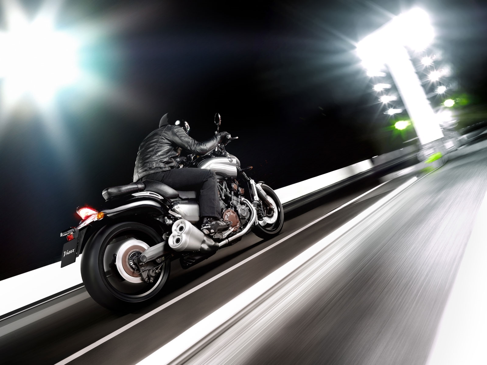 yamaha v max hd background