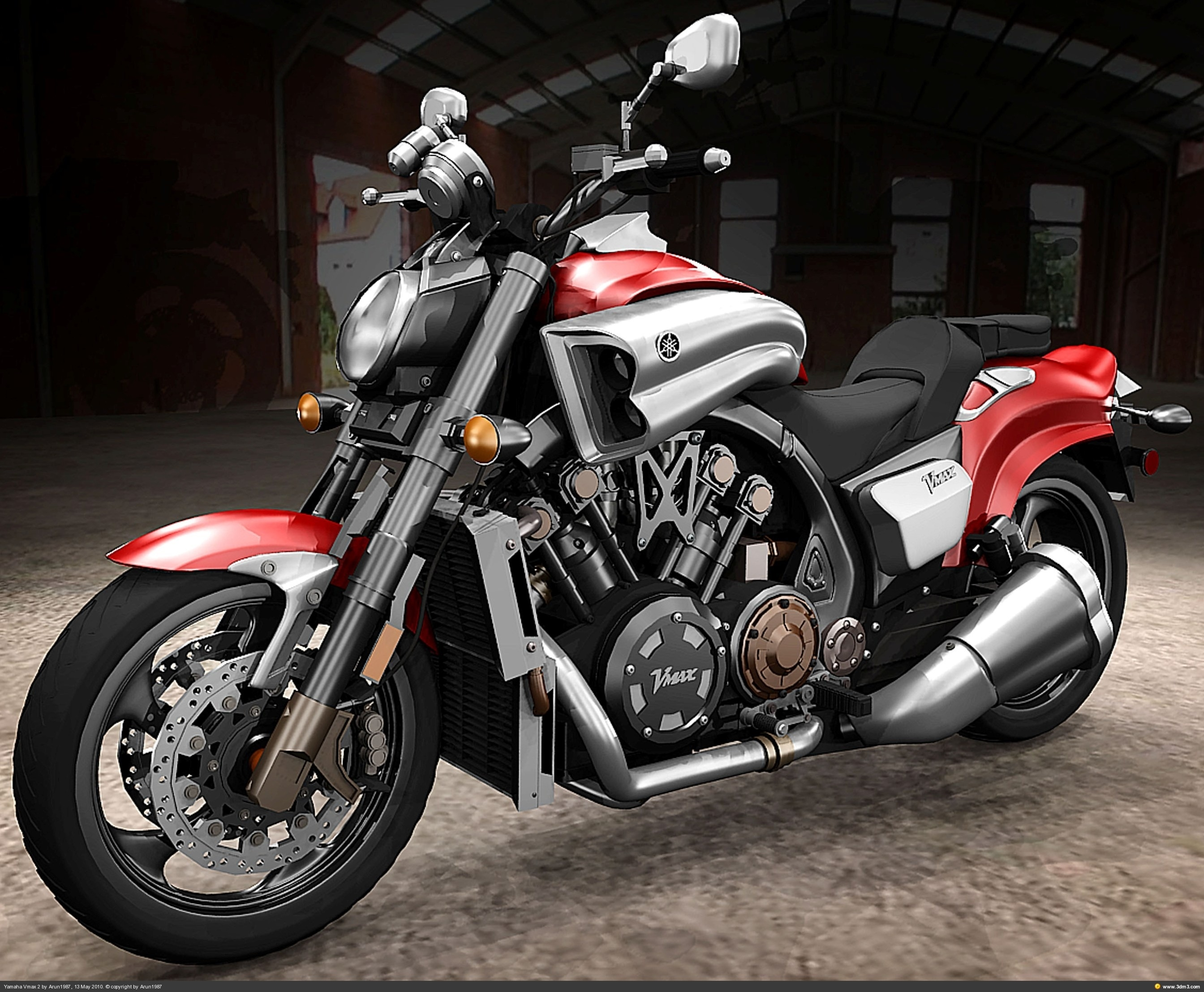 yamaha v max new photos