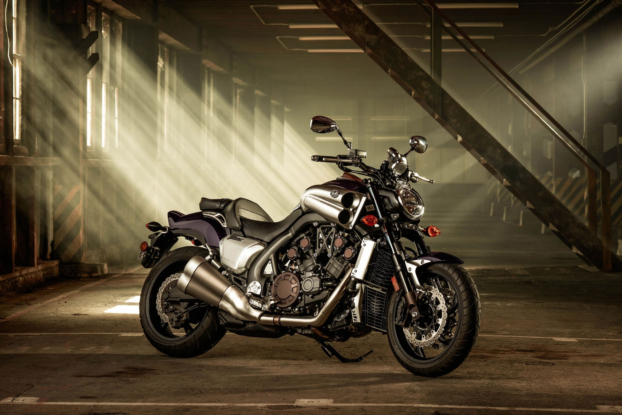 yamaha v max new wallpapers