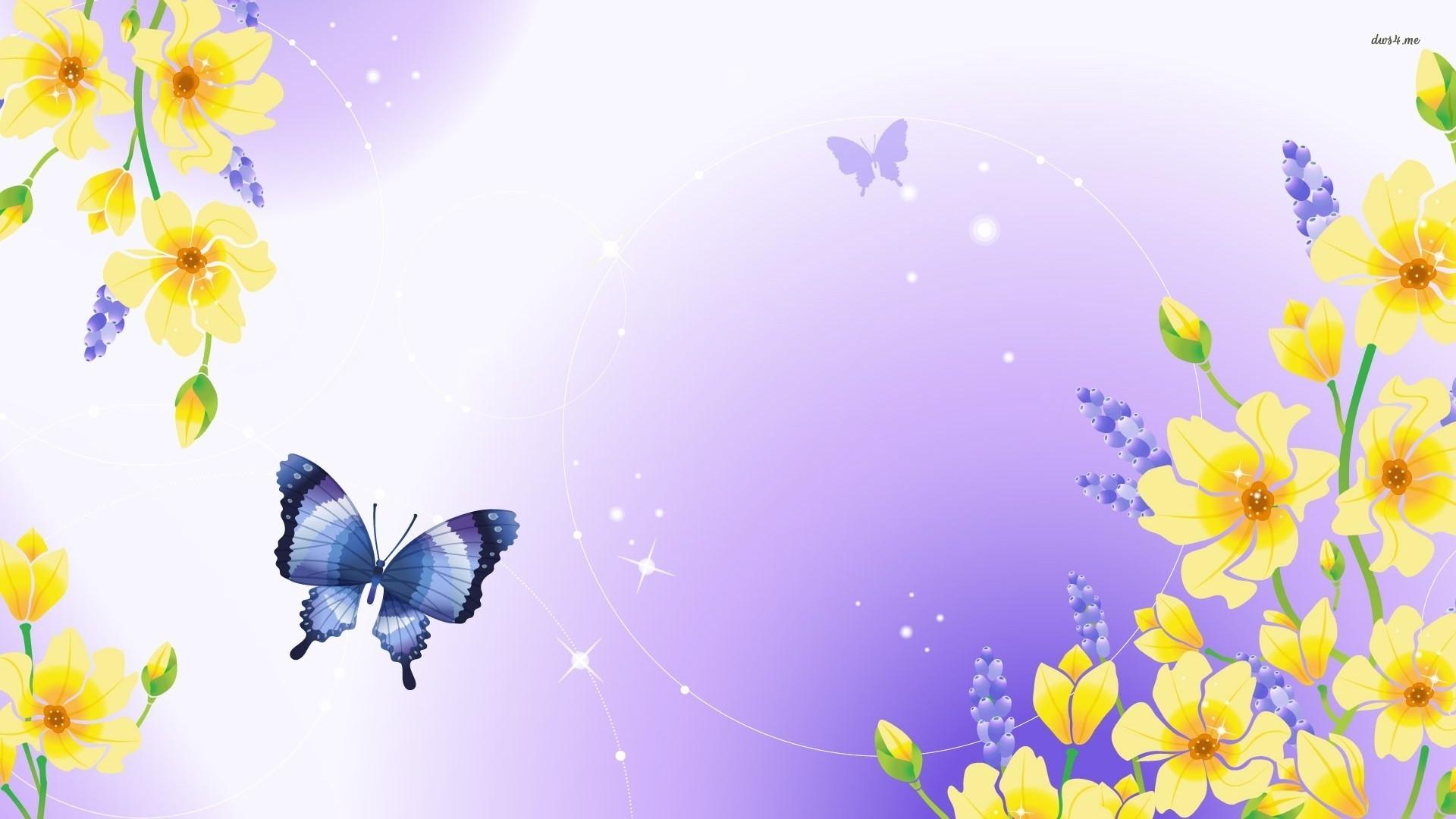 butterflies deskto