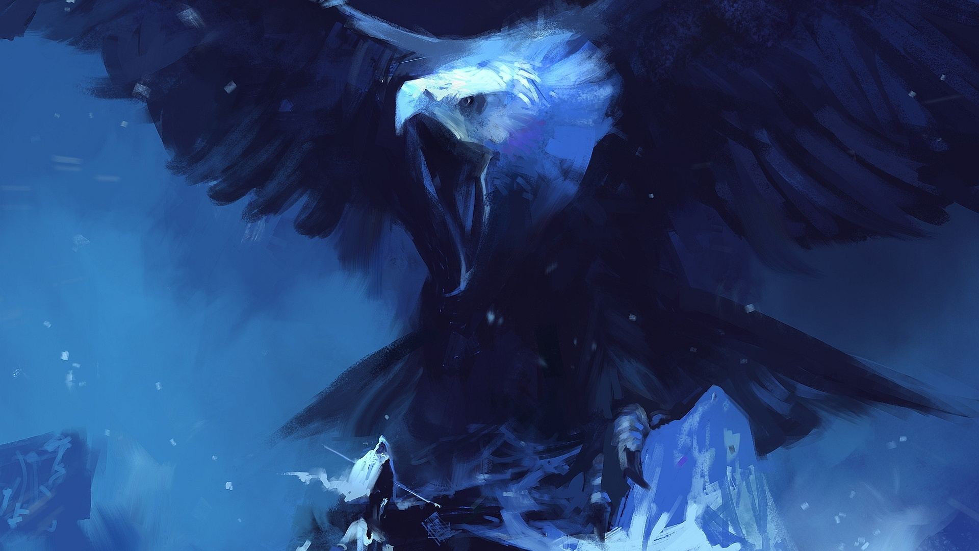 eagle wallpapers hd