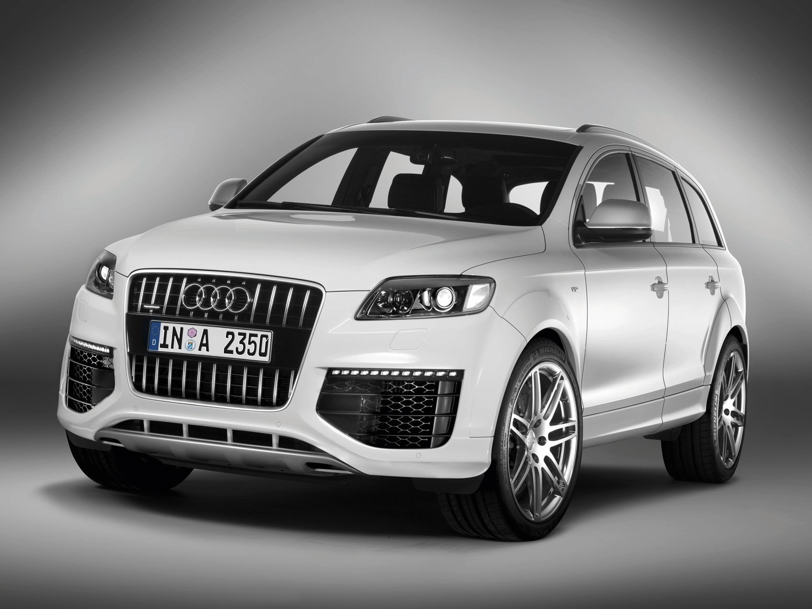 audi q7 background