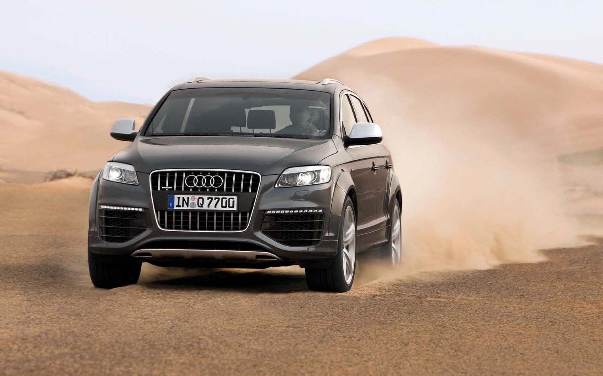audi q7 desktop wallpaper