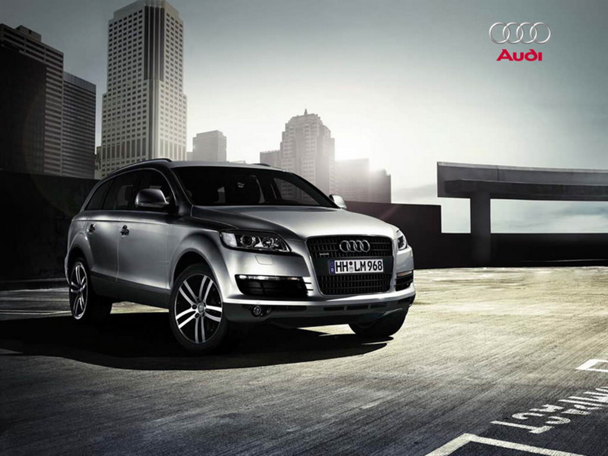 audi q7 hd photos