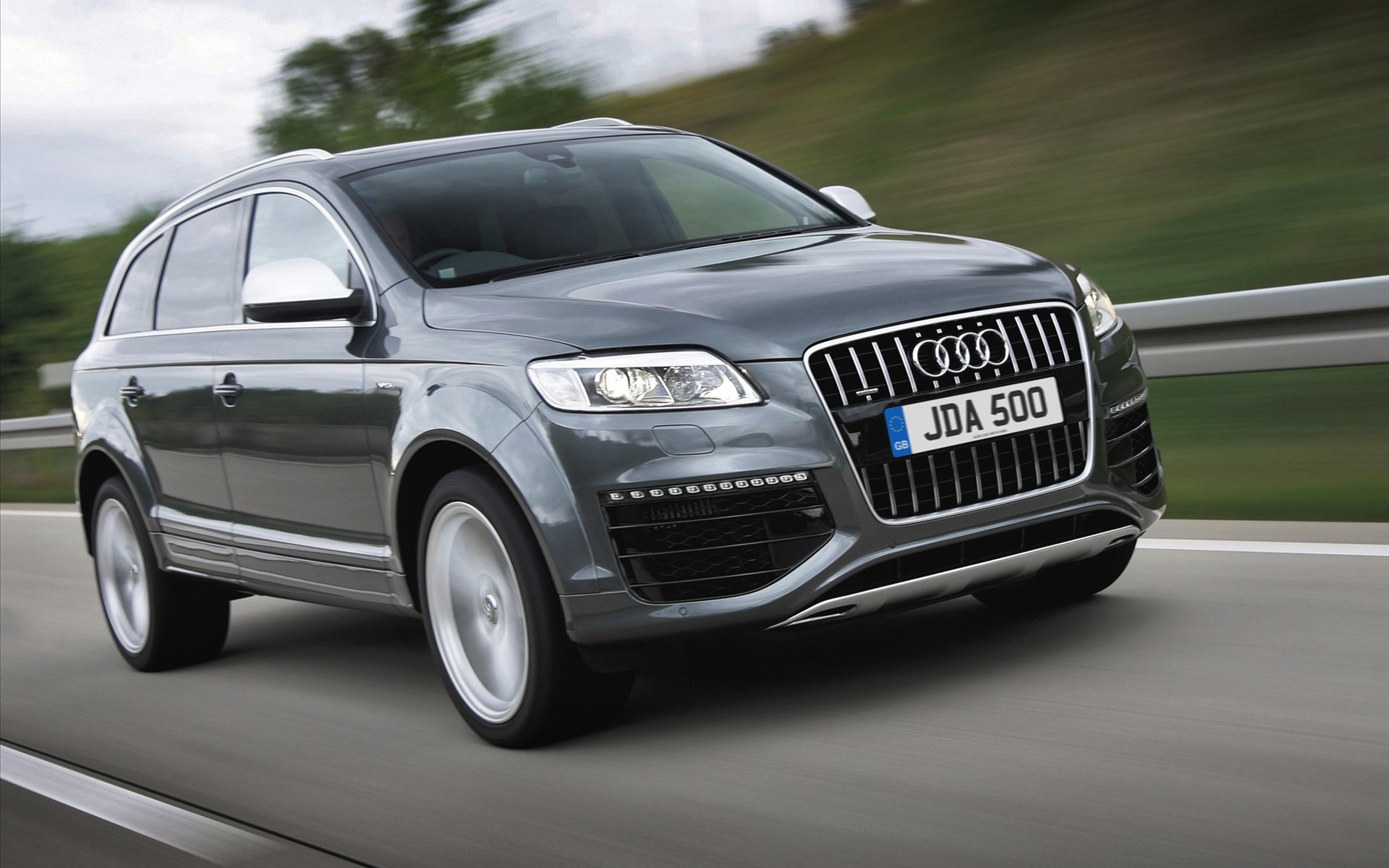 audi q7 high definition wallpapers