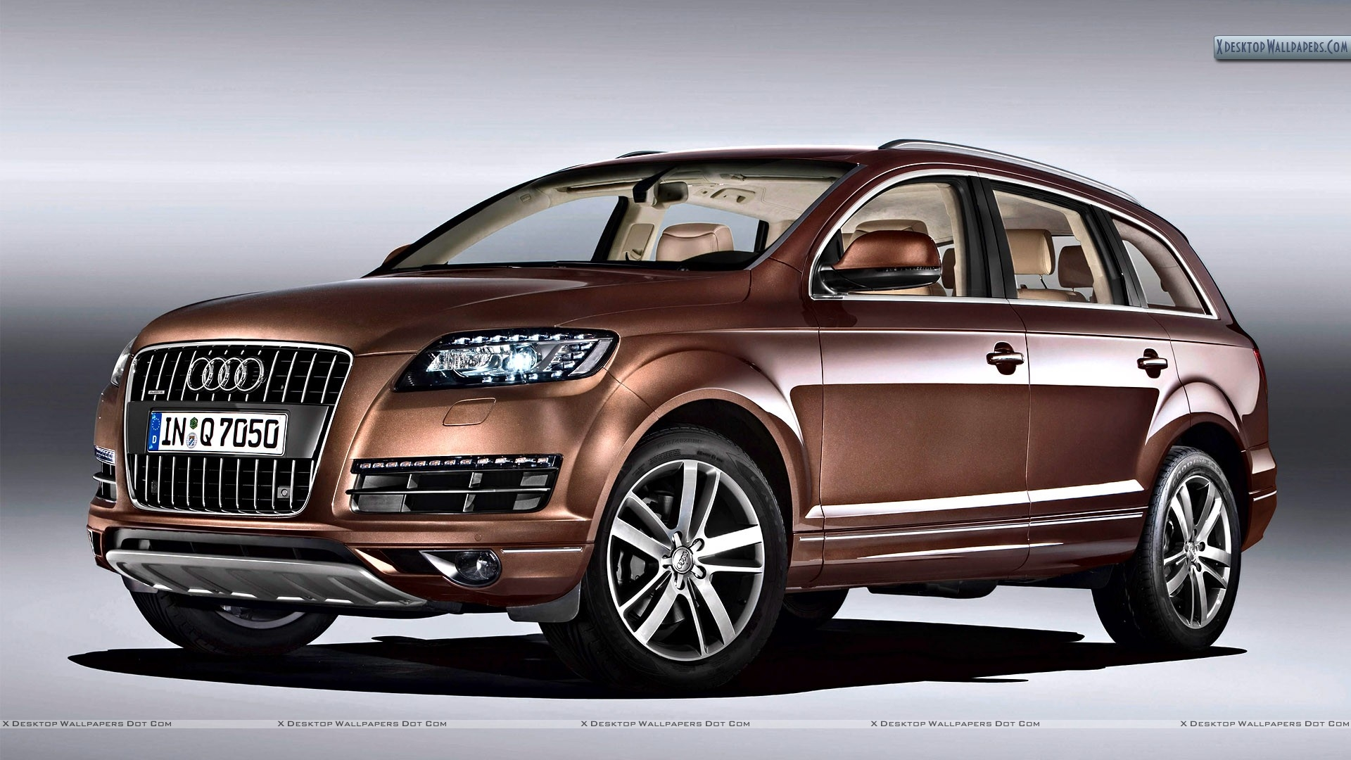 New background images environment free wallpaper - Audi Q7 Wallpaper