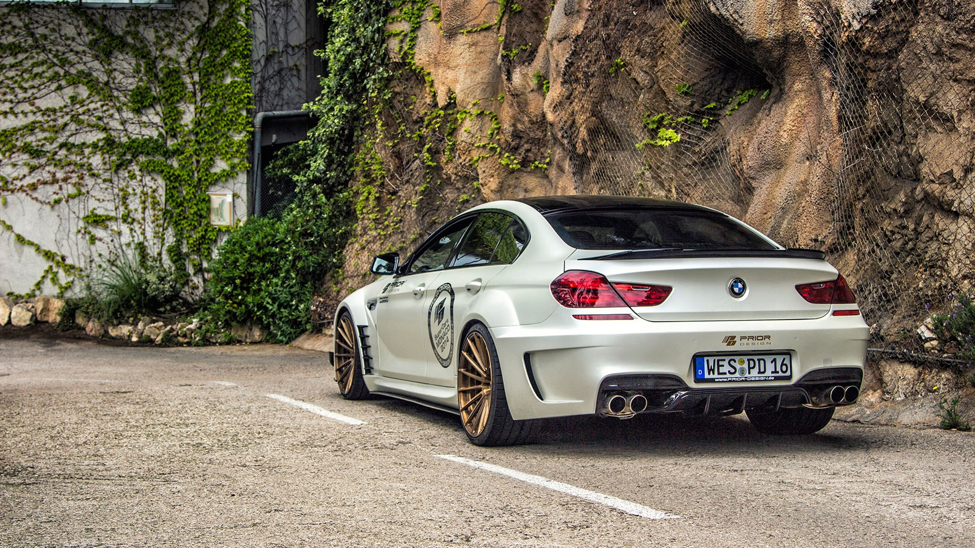 bmw m6 background