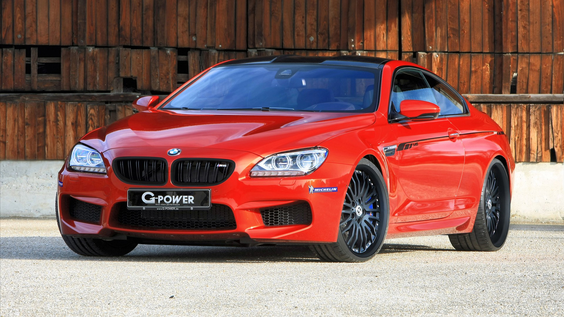 bmw m6 download wallpaper