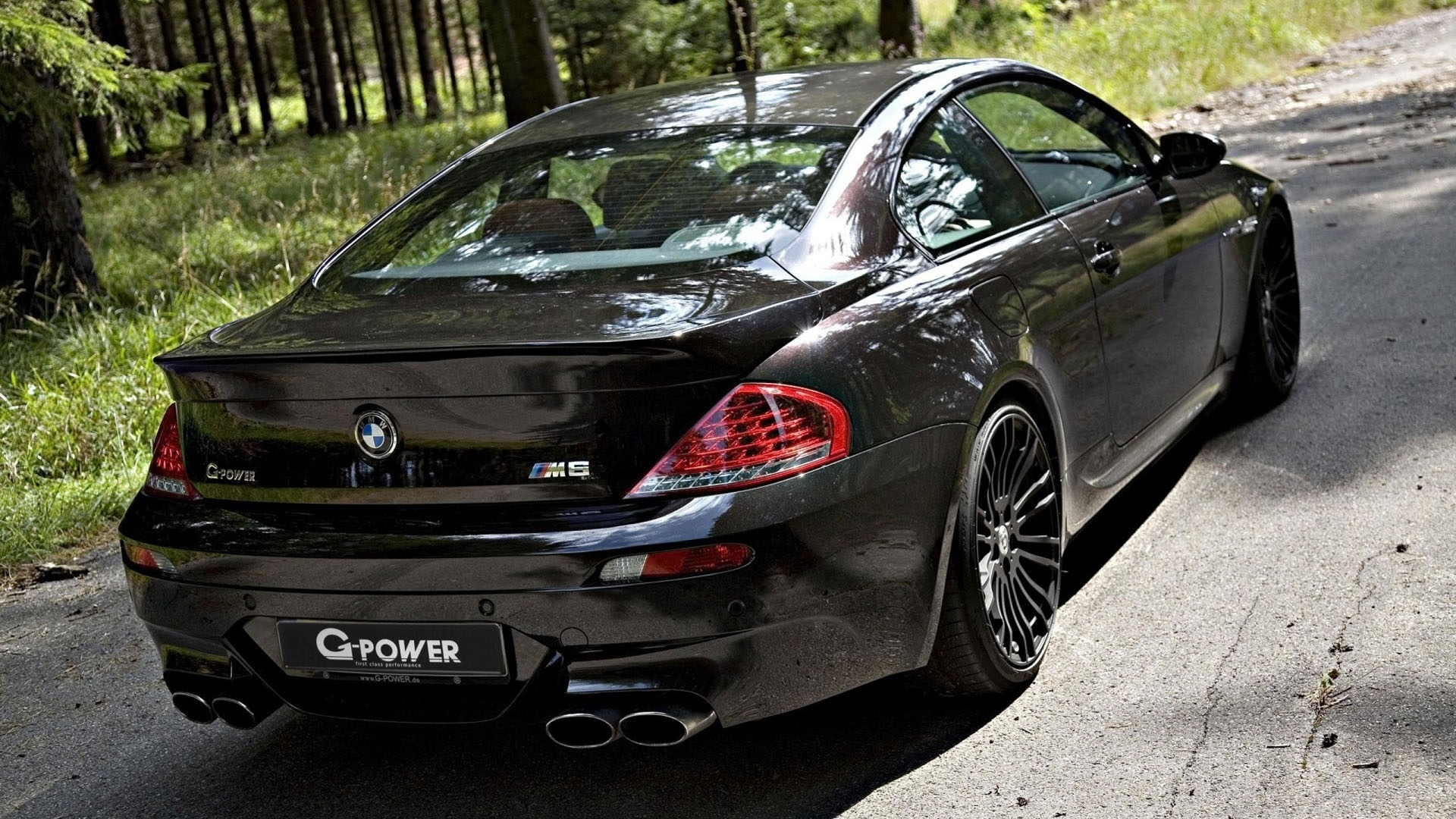 Bmw M6 Full Hd