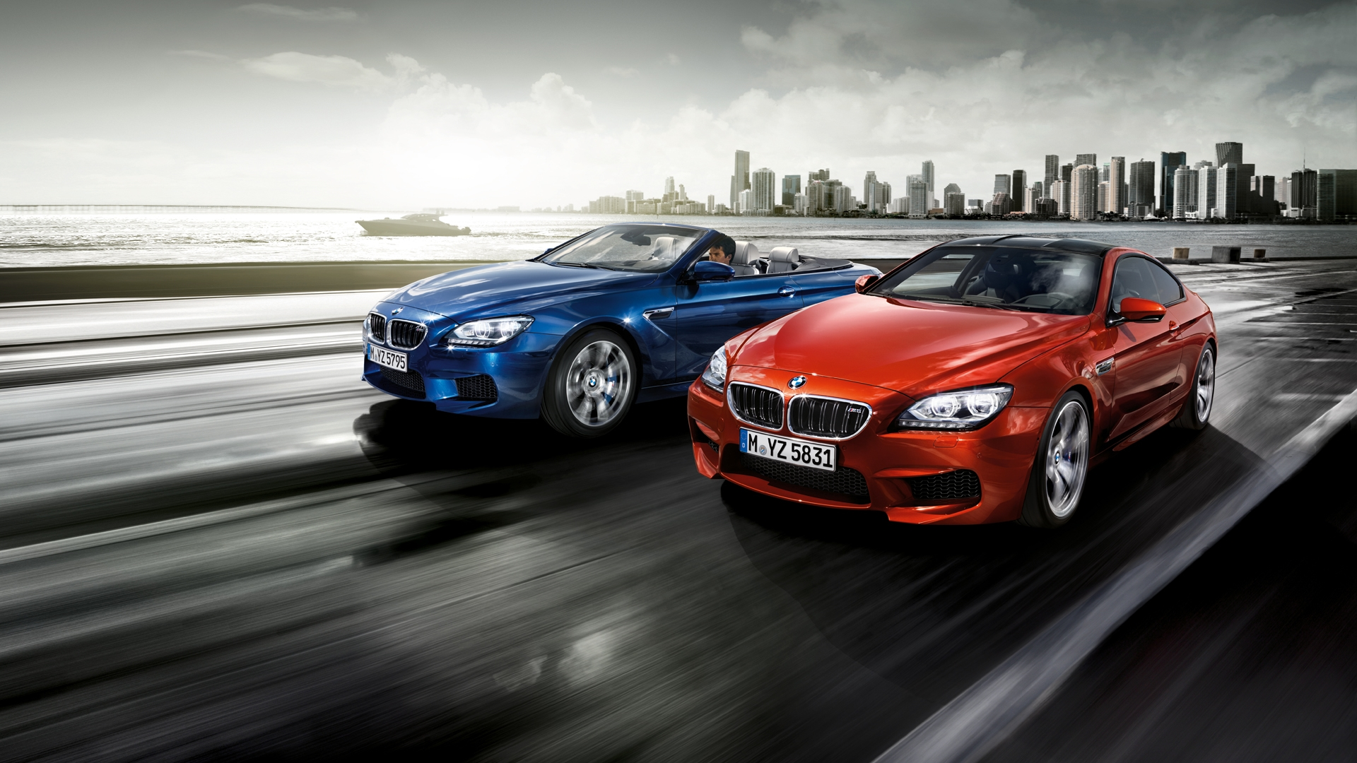 bmw m6 high quality wallpapers