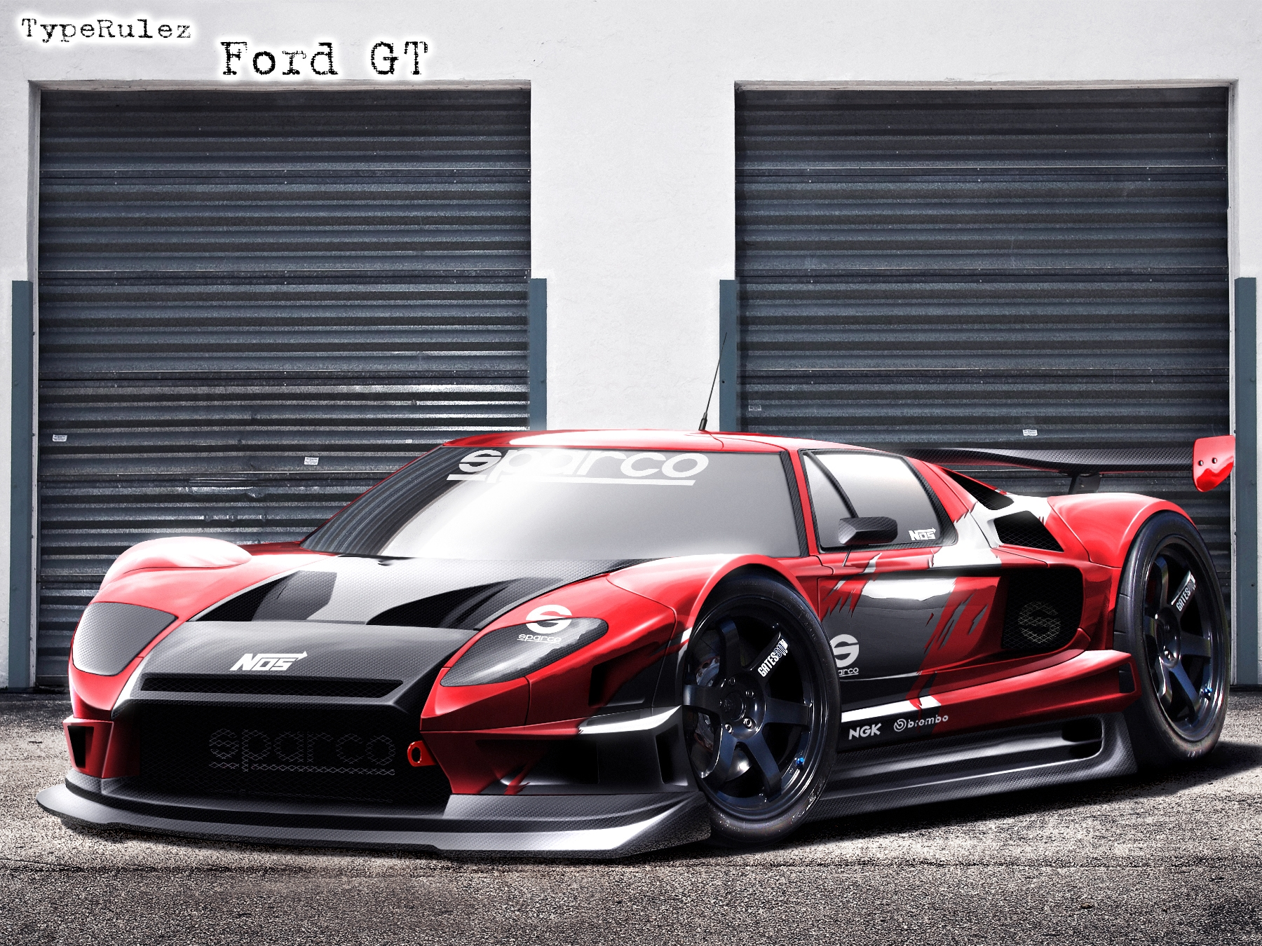 ford gt free download