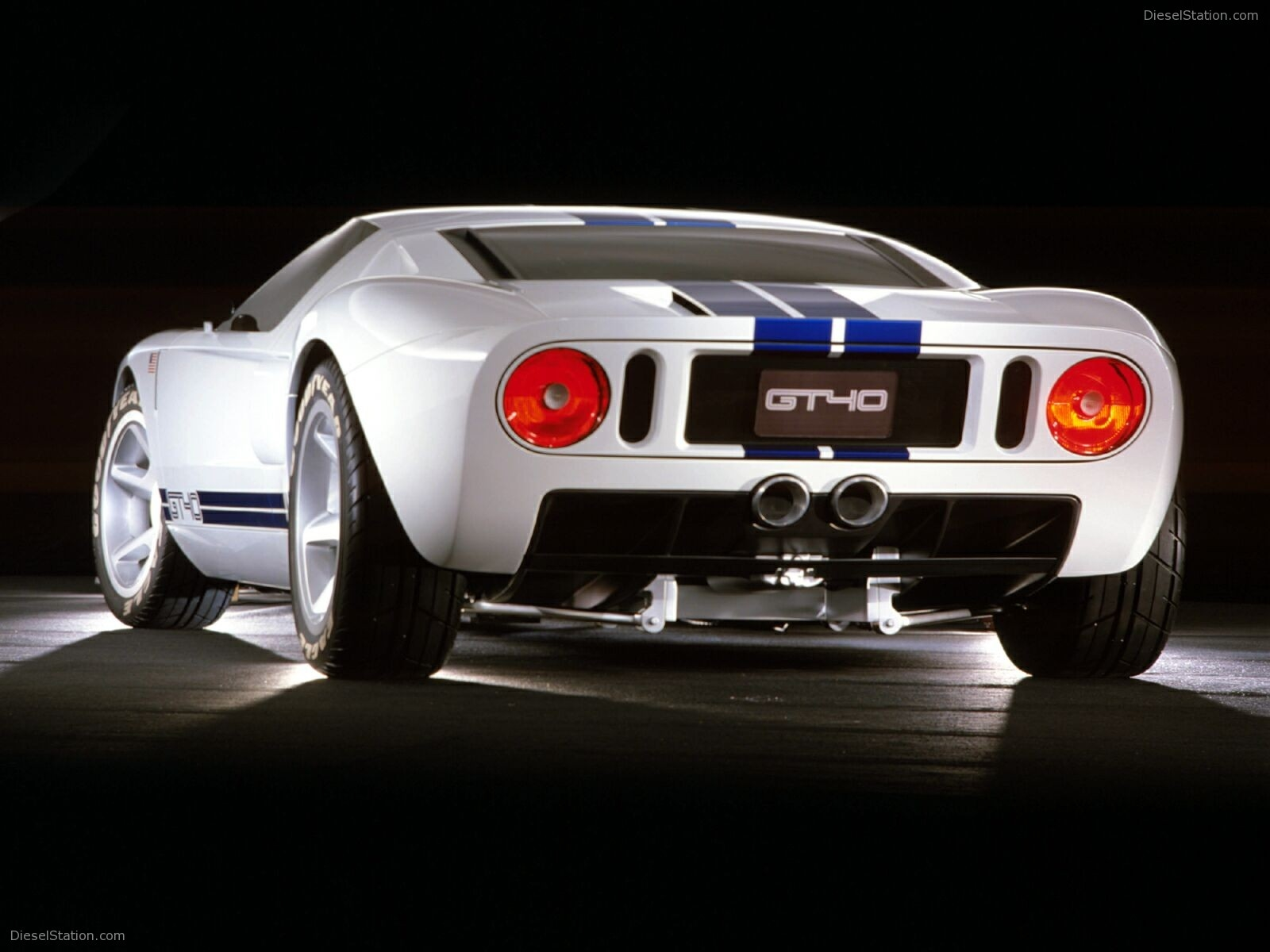 ford gt free