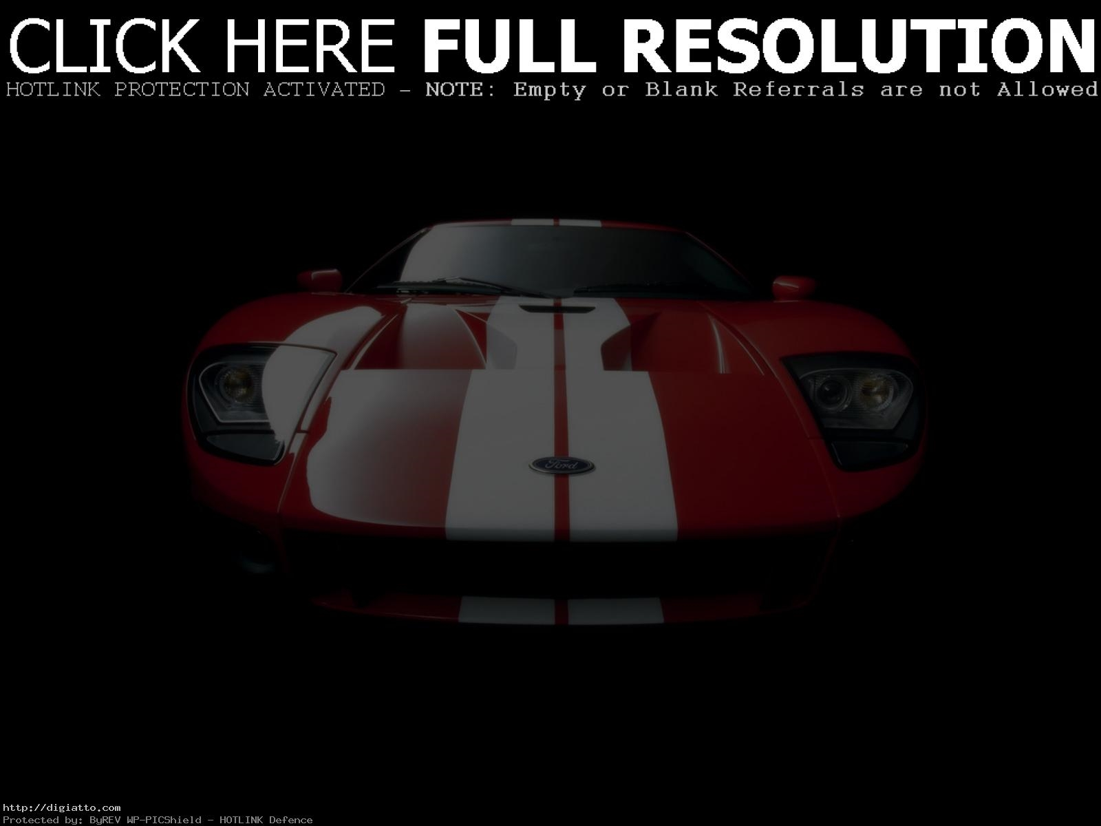 ford gt hd