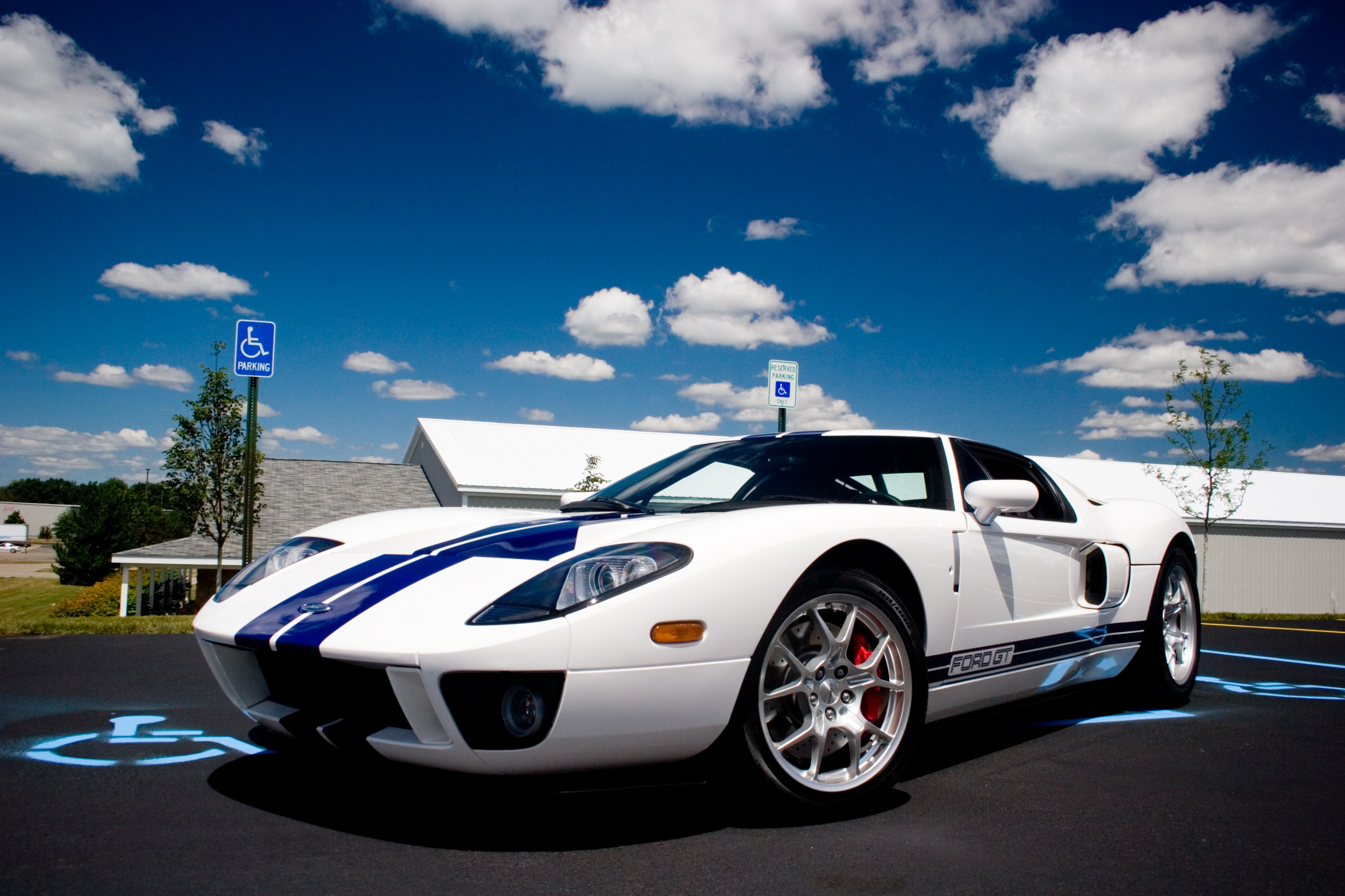 ford gt images