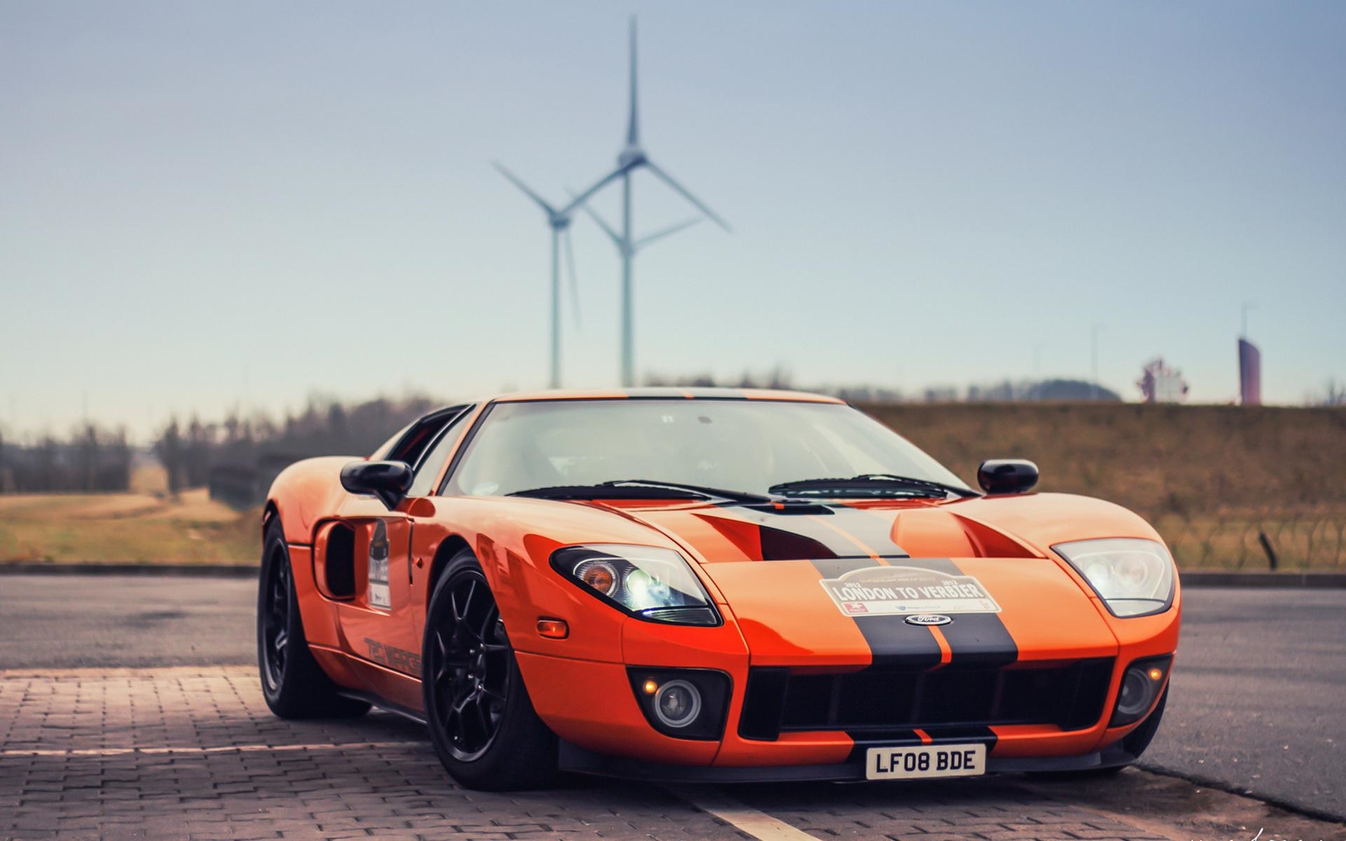 ford gt new photos