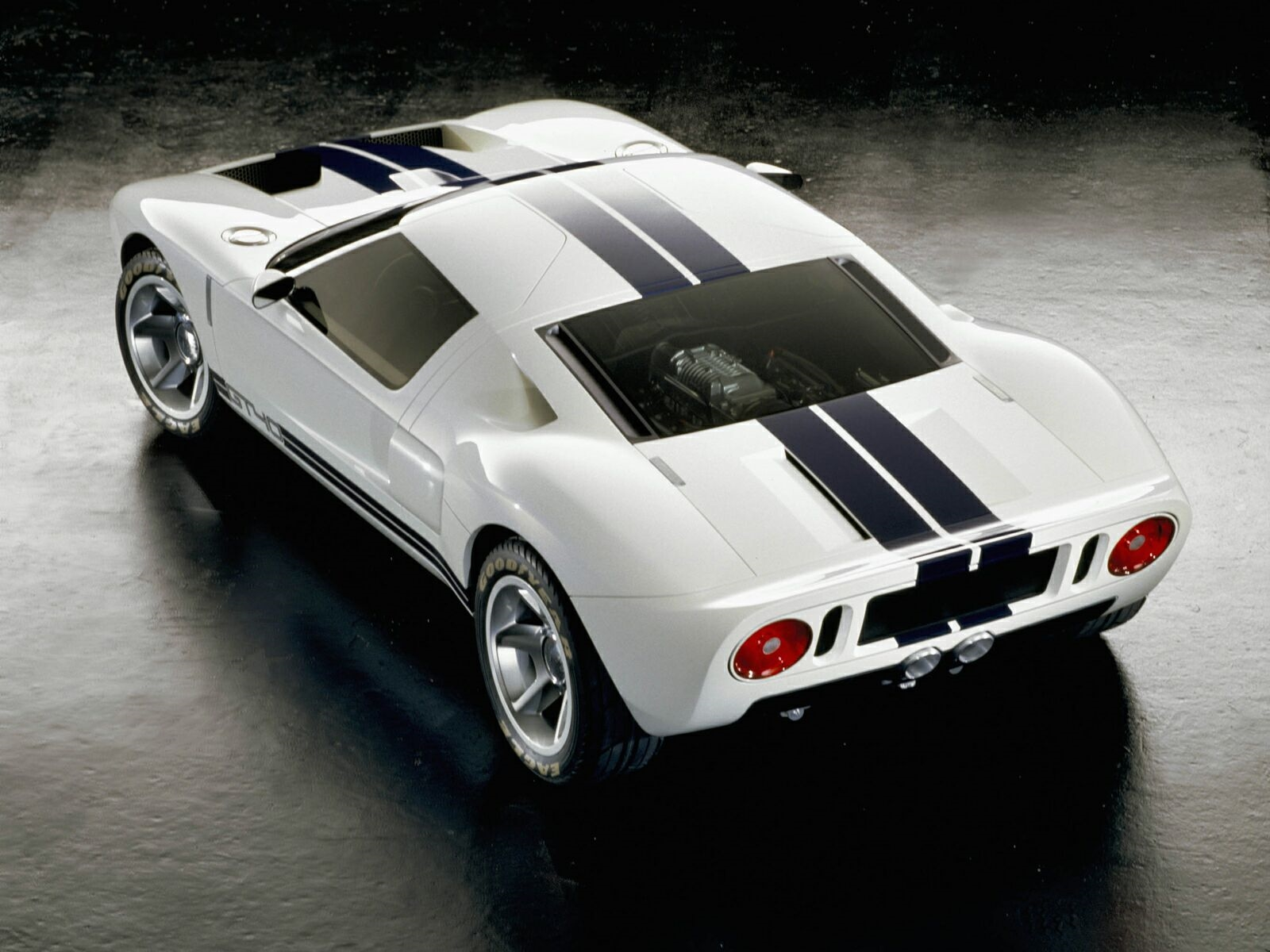 ford gt photos