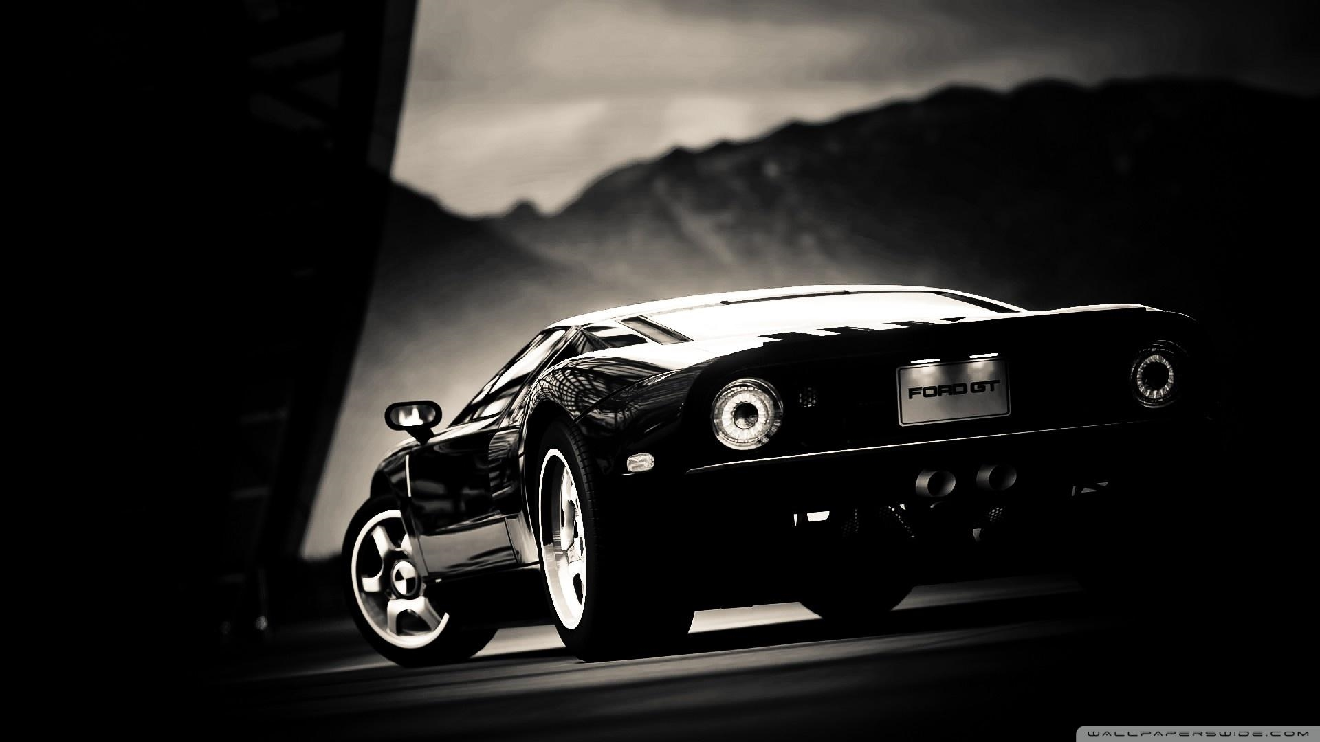 ford gt pics