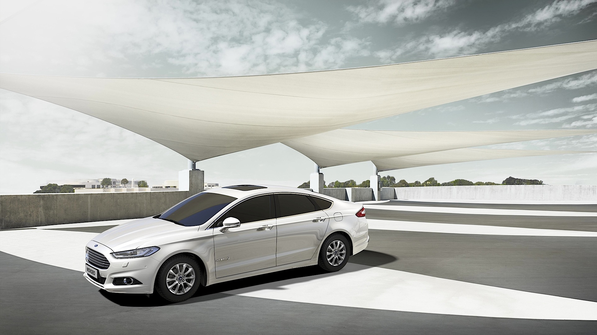 ford mondeo 2015 images