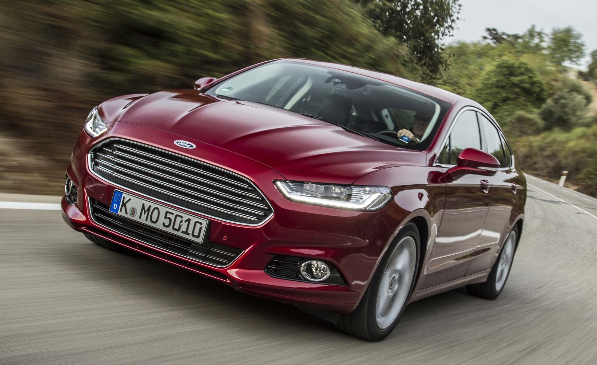ford mondeo 2015 pic