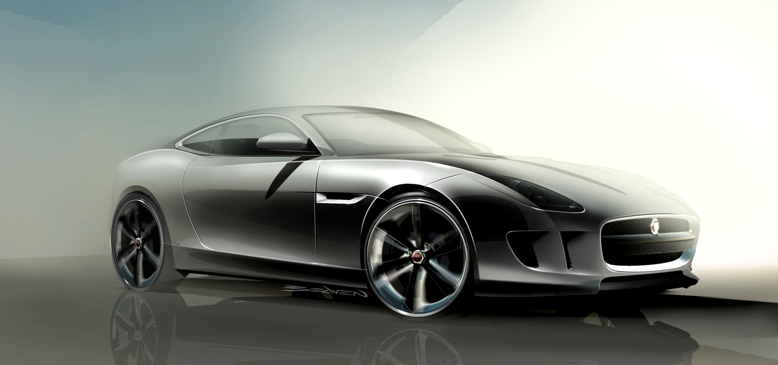 jaguar c x16 background