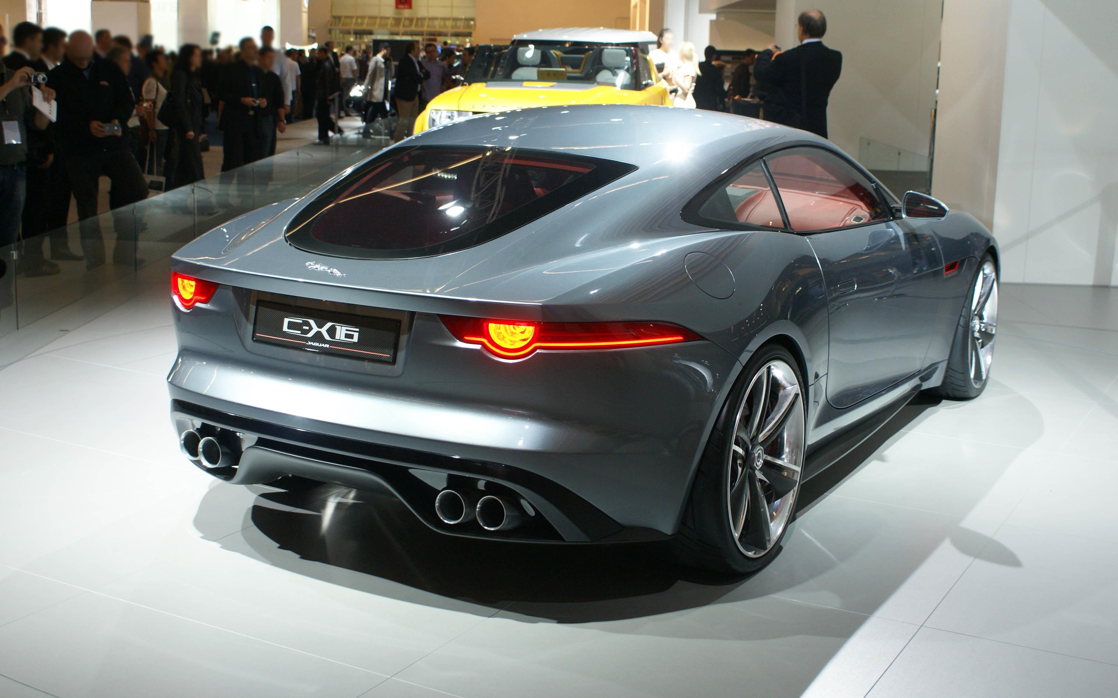 jaguar c x16 deskto